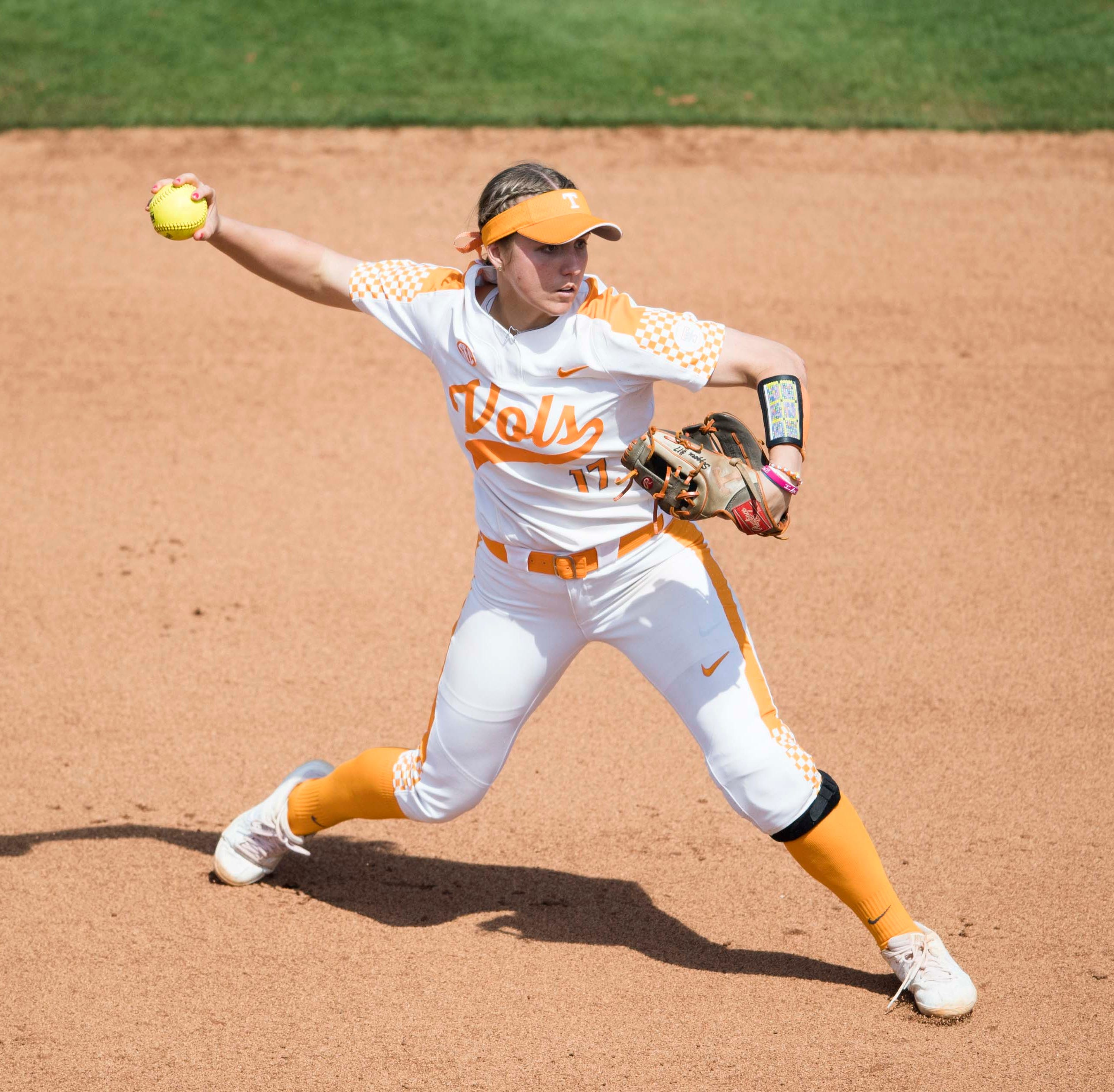 Lady Vols softball: 5 things to know entering NCAA regional