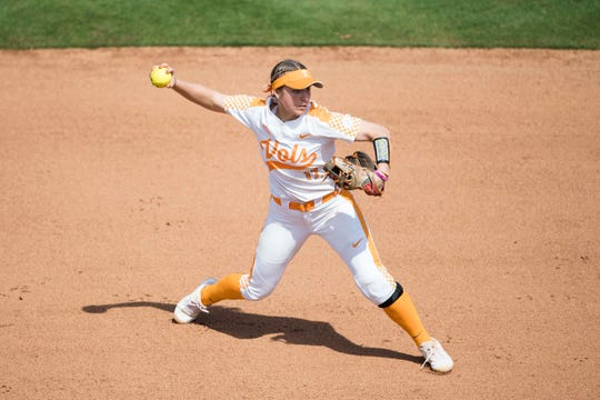 Tennessee third baseman Chelsea Seggern said to expect North Carolina to play with some vengeance.