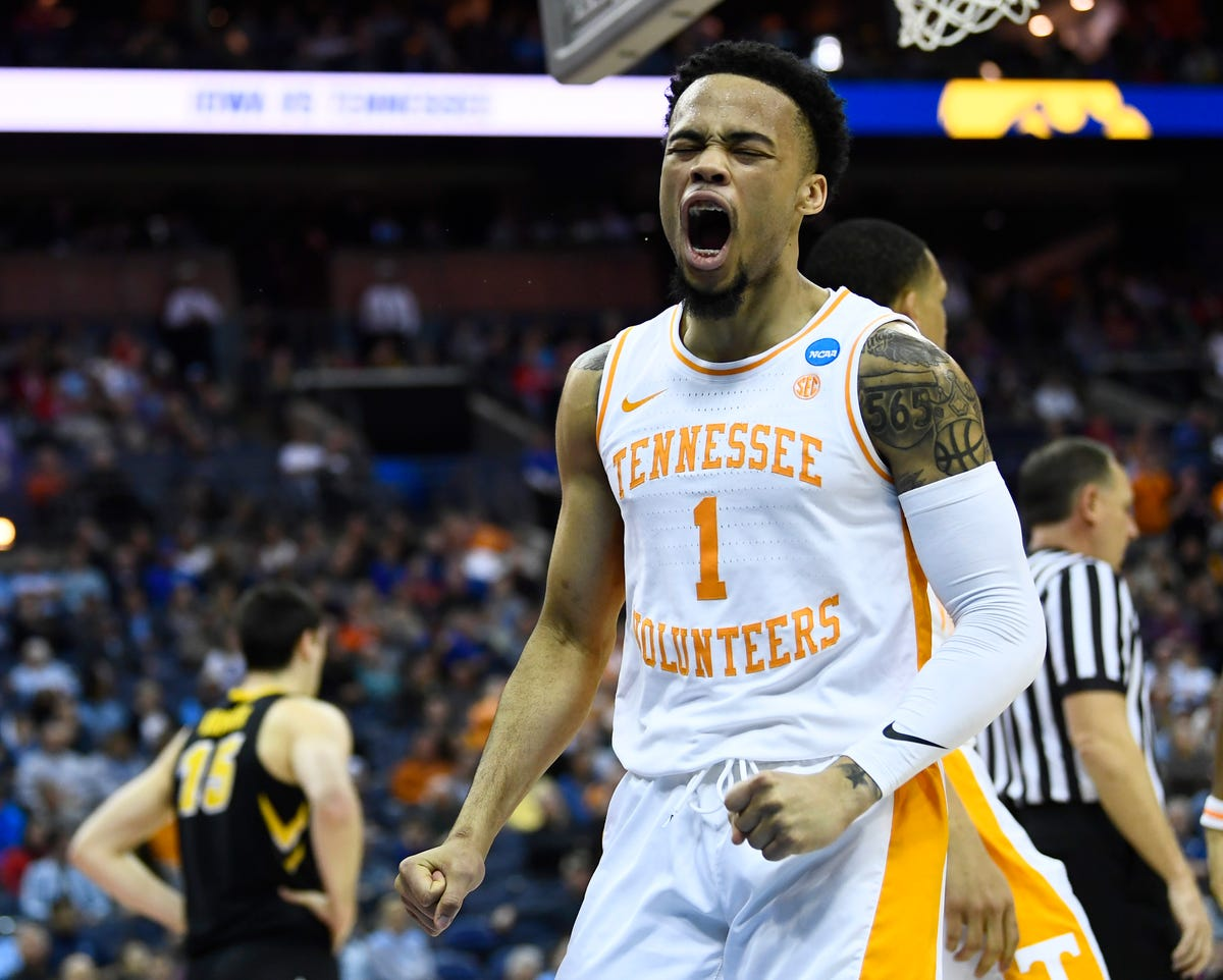 NCAA Tournament: Tennessee basketball uses Ice Up Cryotherapy