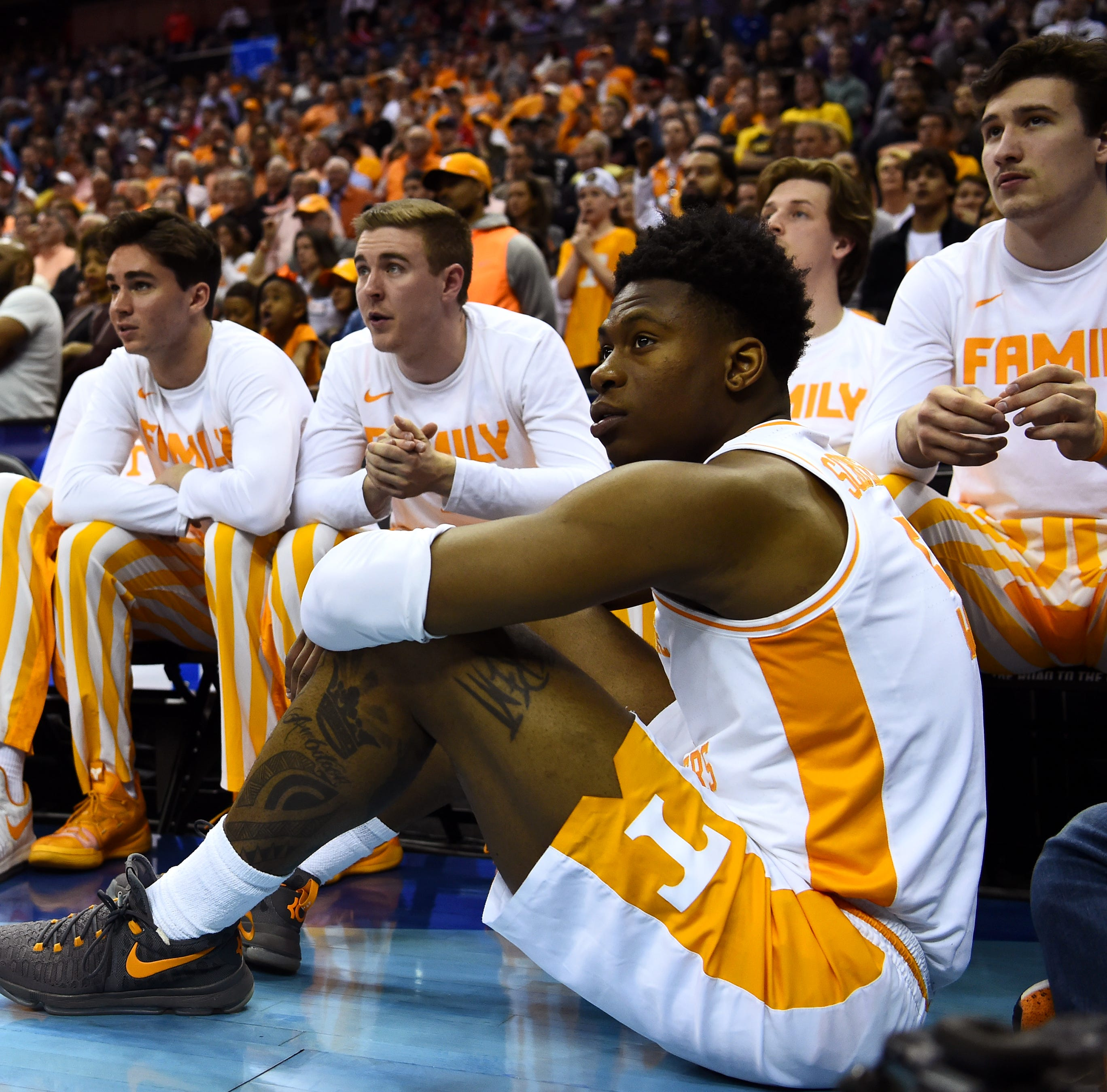 Tennessee-Purdue makes for sweet start to Sweet 16