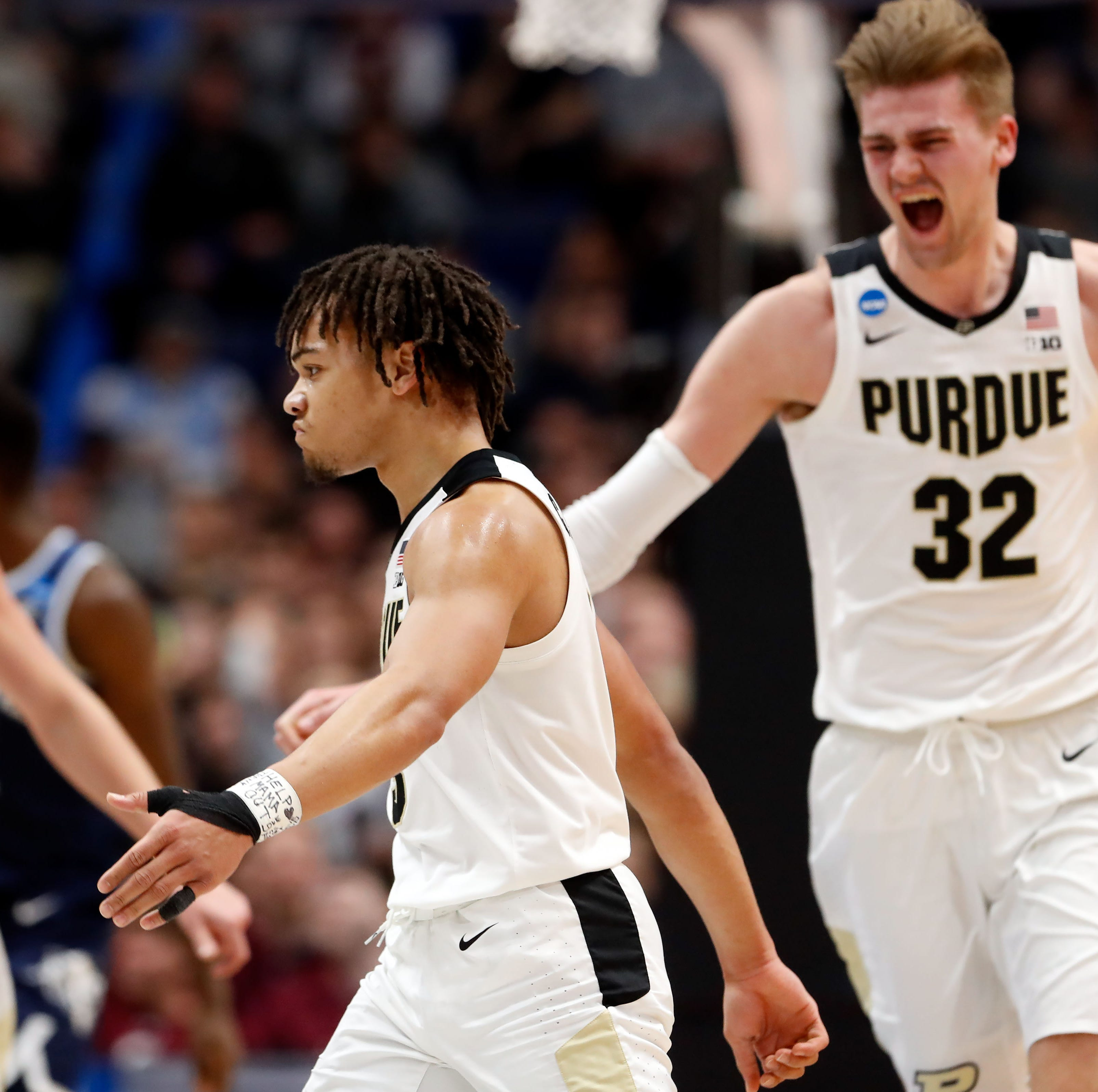 Insider: With 12 magical minutes in the middle of a masterpiece, Purdue routed Villanova