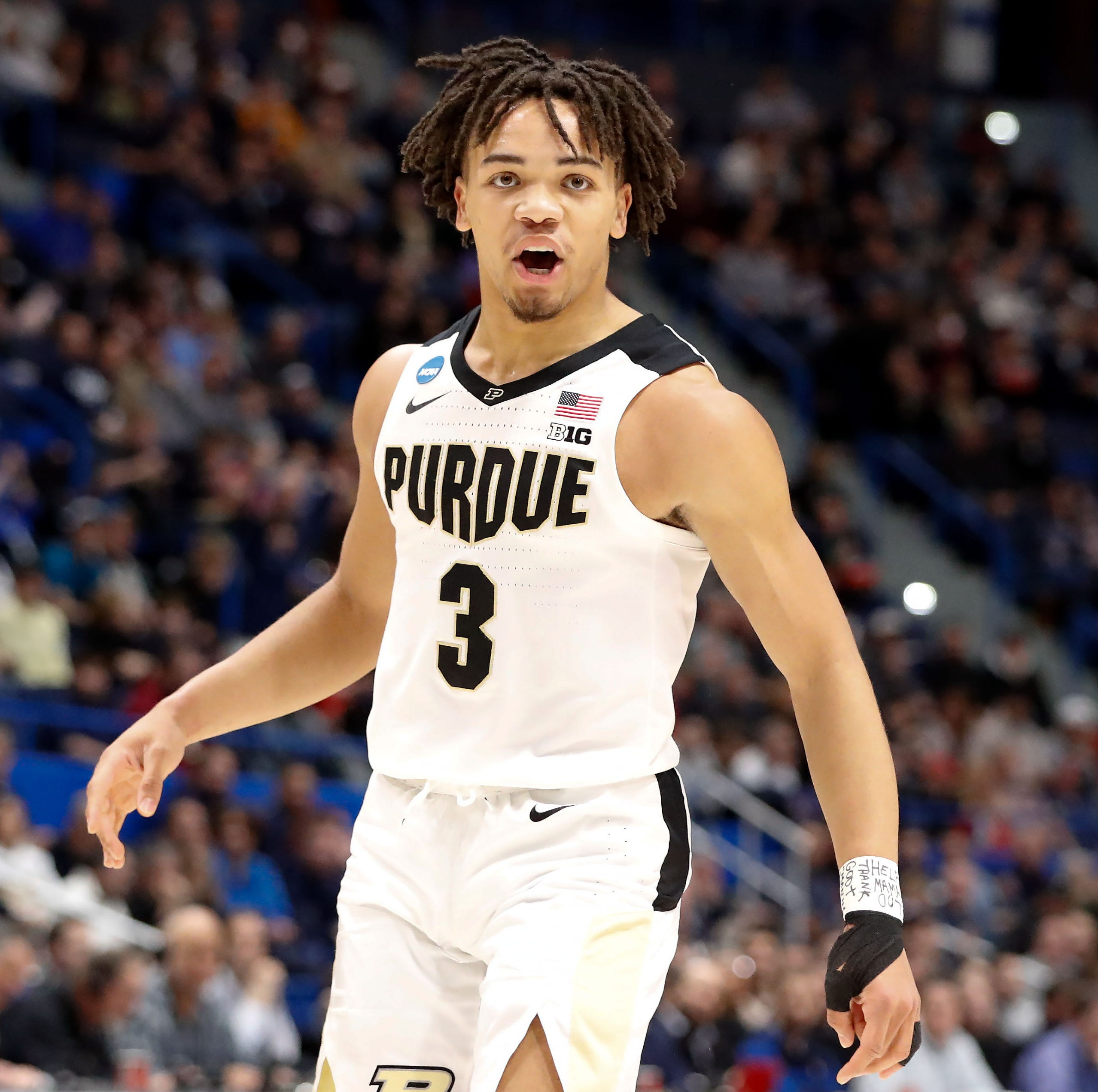 Purdue basketball's Carsen Edwards invited to NBA Draft Combine