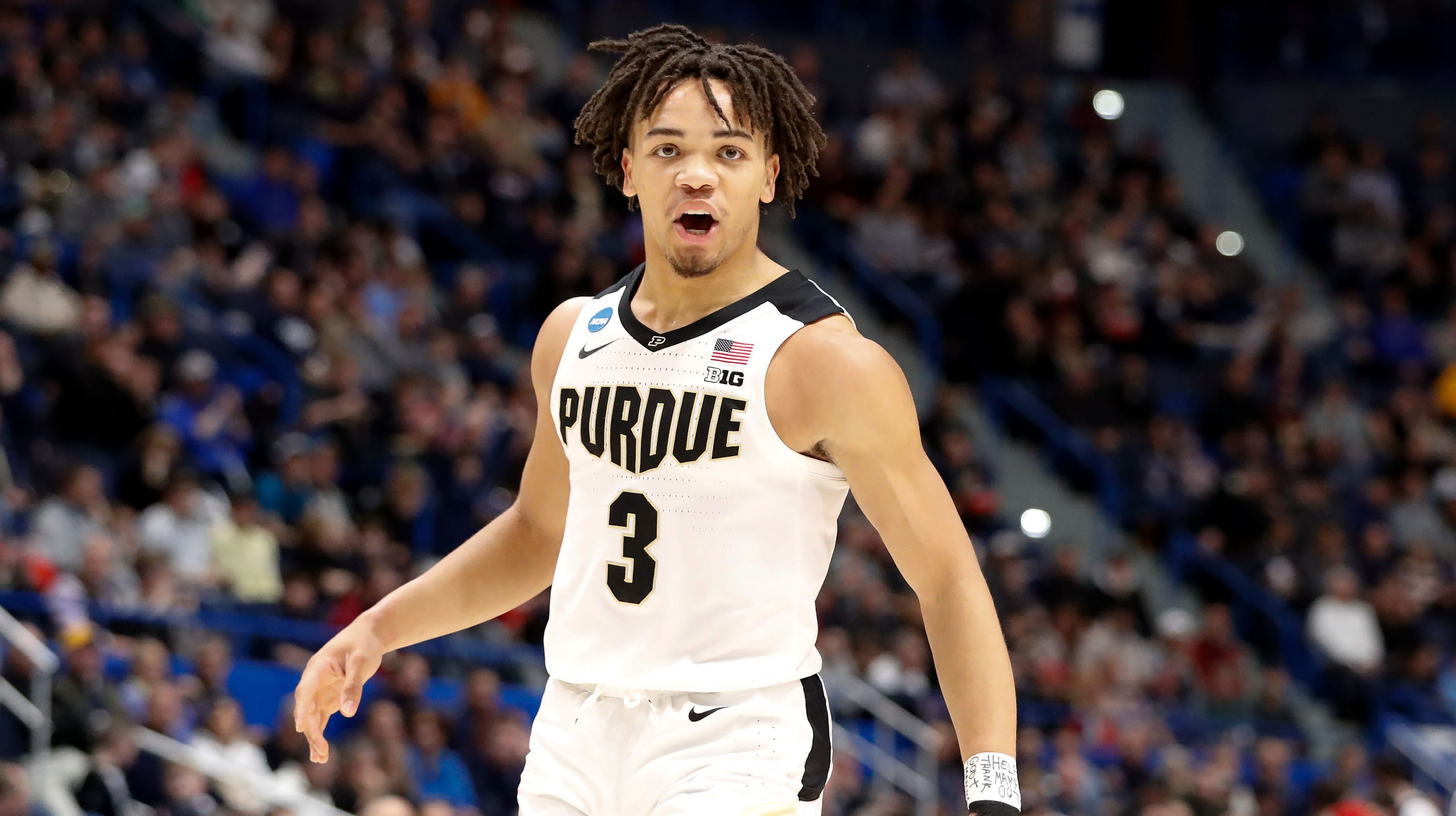 45041279c901 Purdue basketball s Carsen Edwards invited to NBA Draft Combine