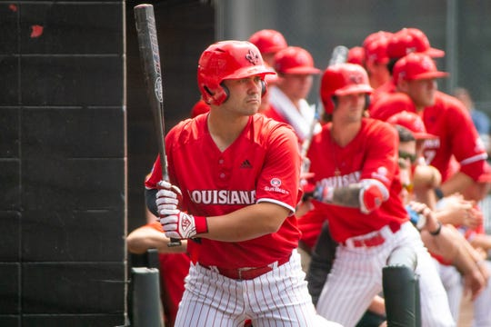 Handsome Monica and UL's other hitters head into their Sun Belt Tournament play-in game with hot bats.