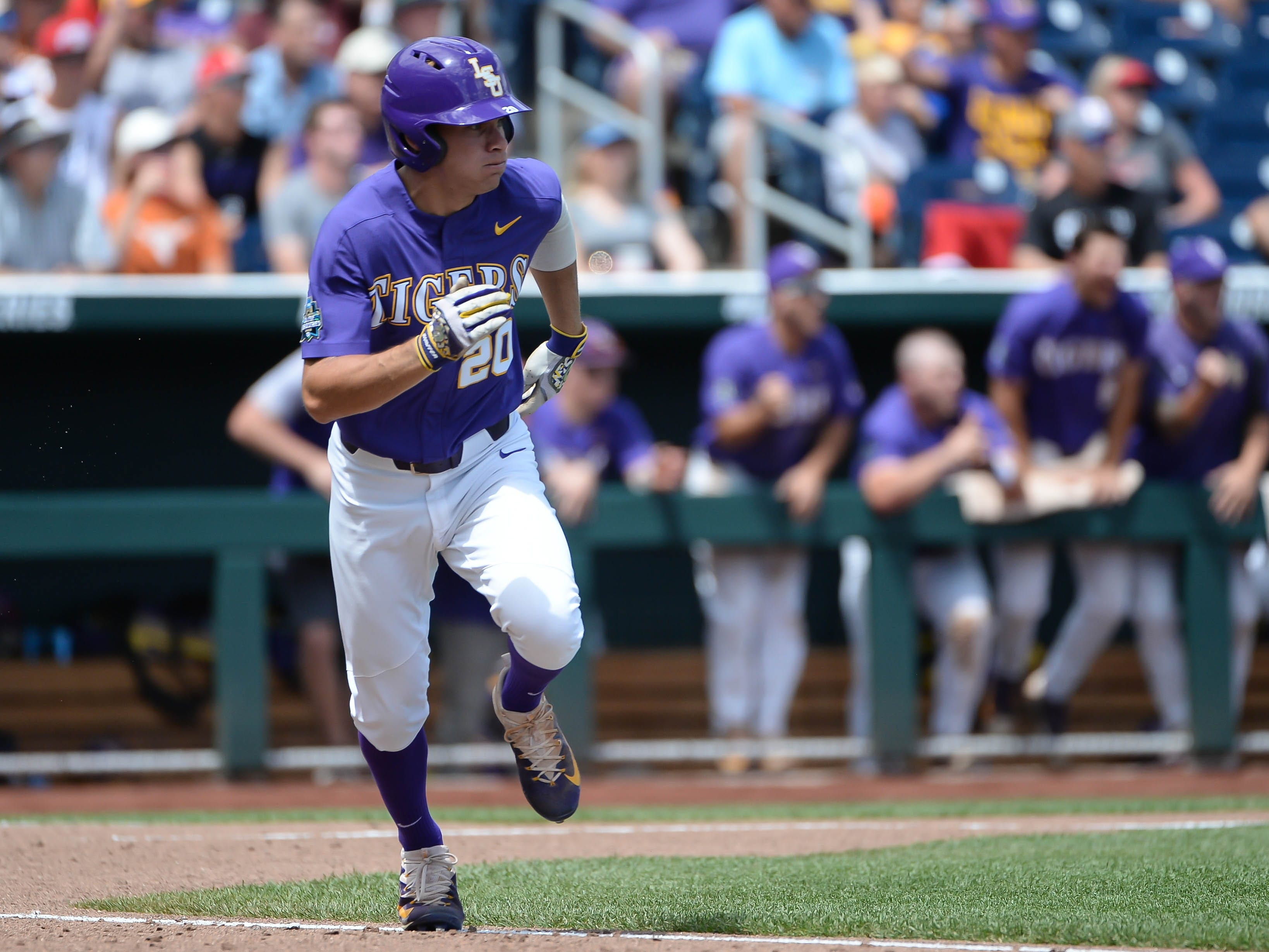 Duplantis' home run lifts LSU to Game 3 win