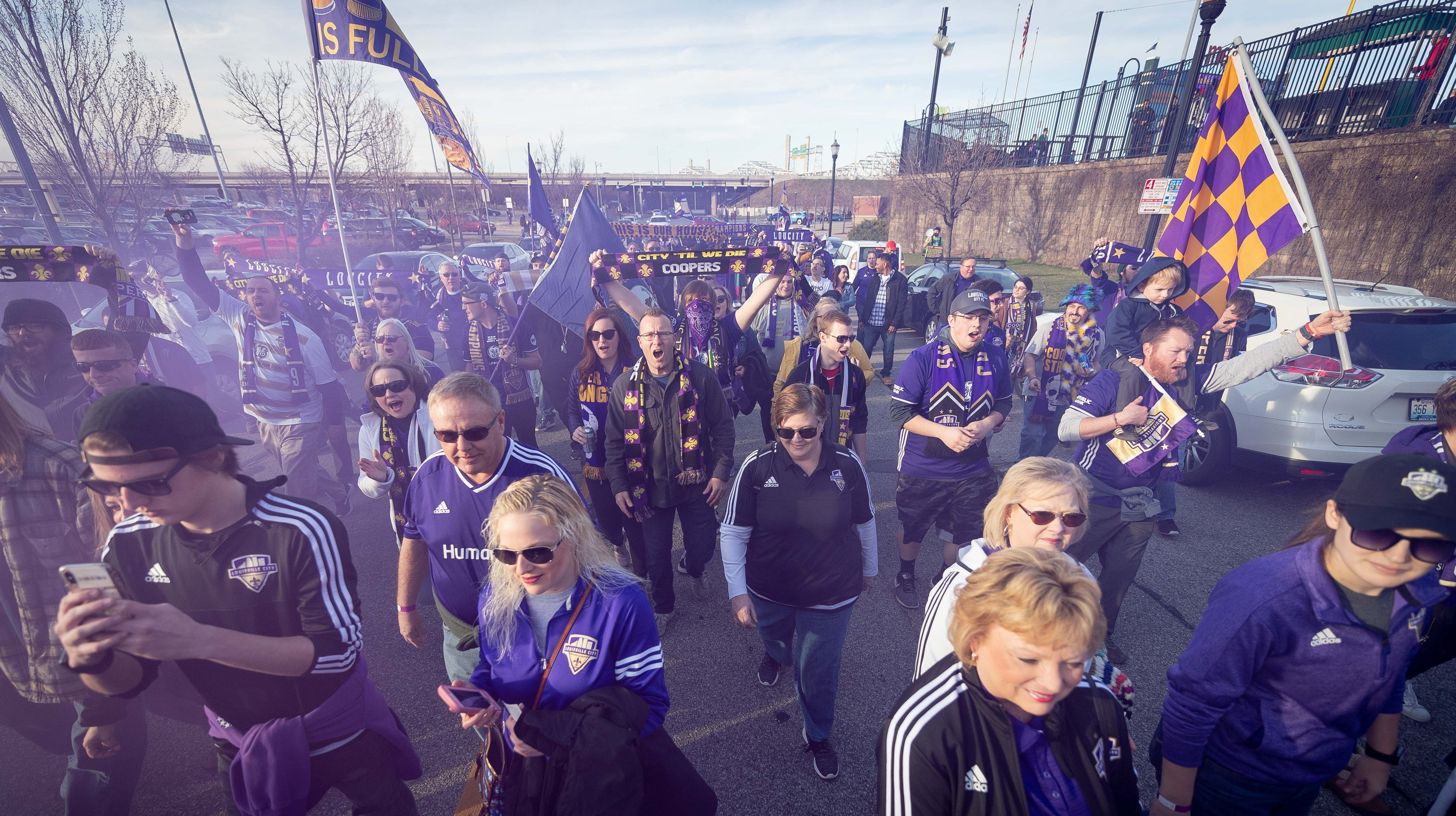 Louisville City FC opens 2019 U.S. Open Cup run Wednesday against Reading United AC