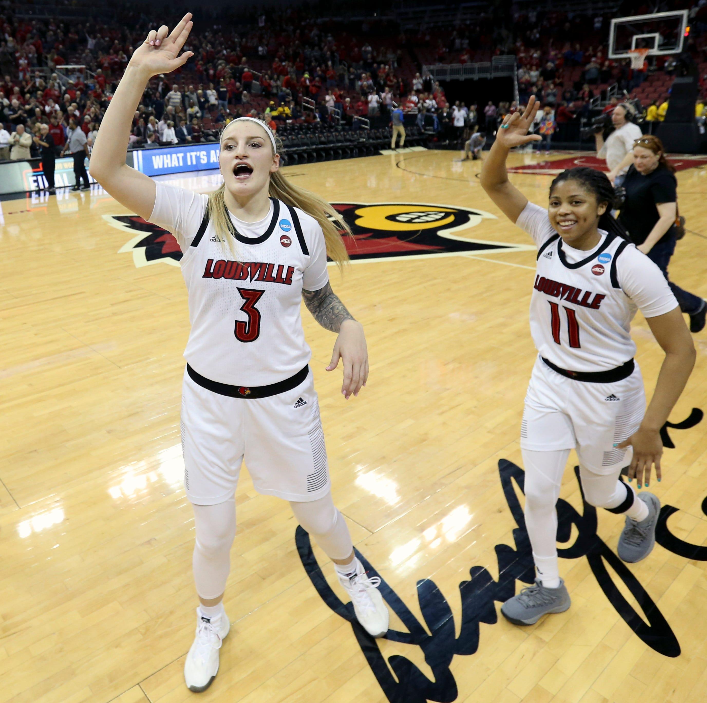 Louisville's Arica Carter, Sam Fuehring drafted in WNBA third round