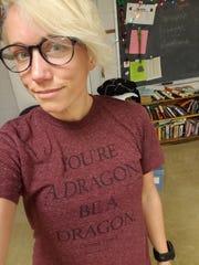 Emilie Blanton is a junior English teacher at Southern High School
