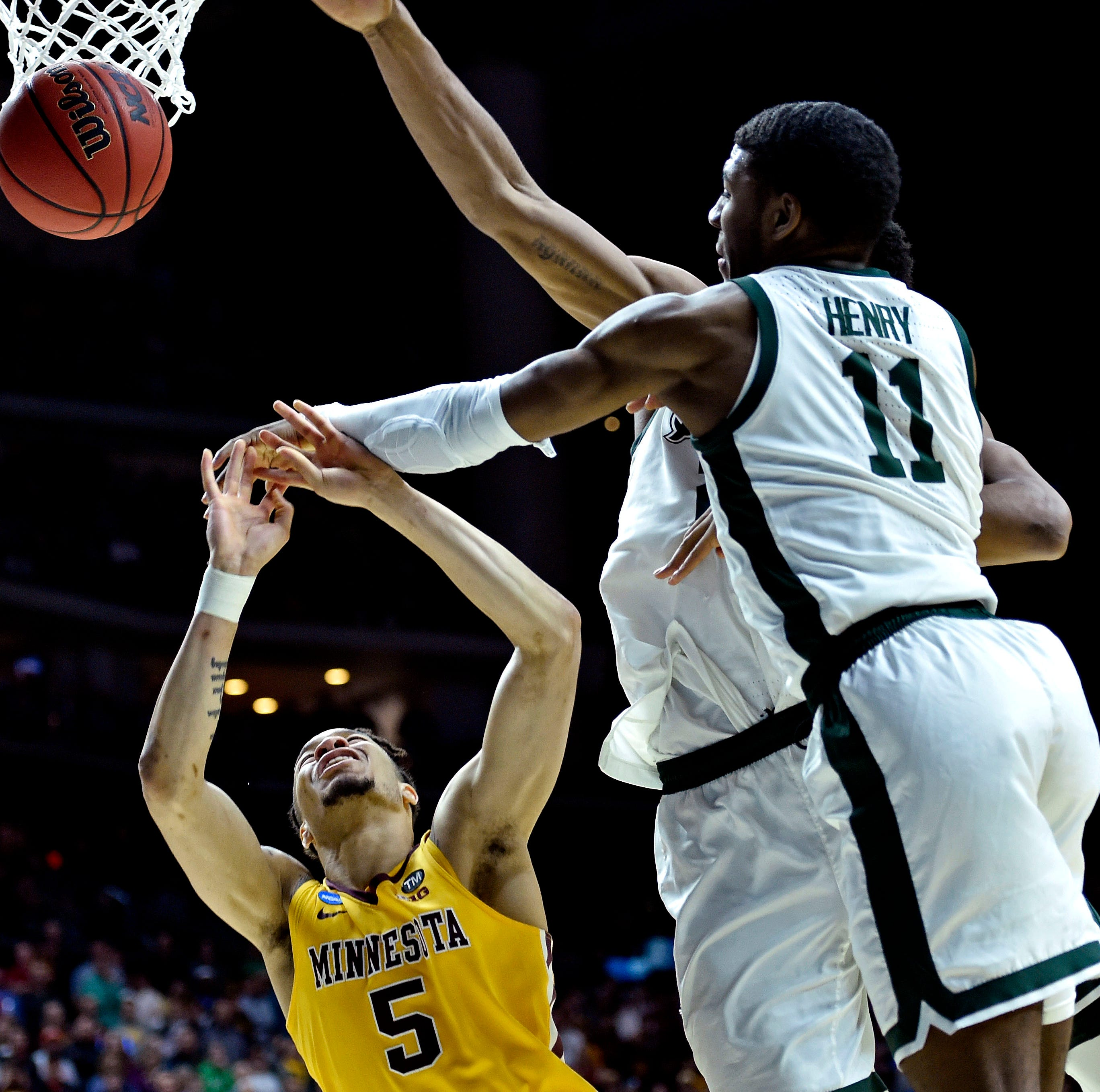 Couch: 3 quick takes on Michigan State basketball's NCAA tournament win over Minnesota