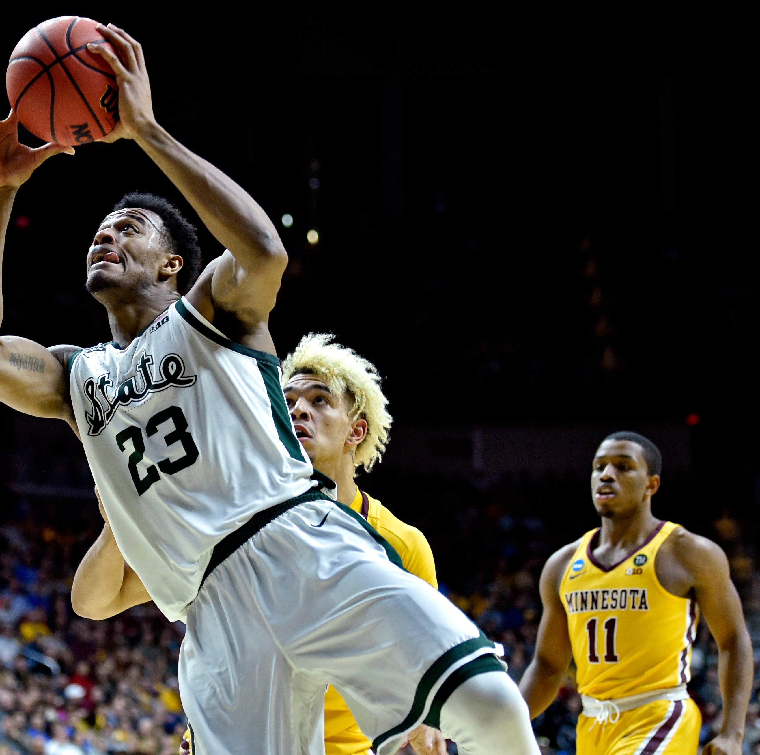 Michigan State-Minnesota basketball: Turning point, unsung hero from NCAA Tournament game