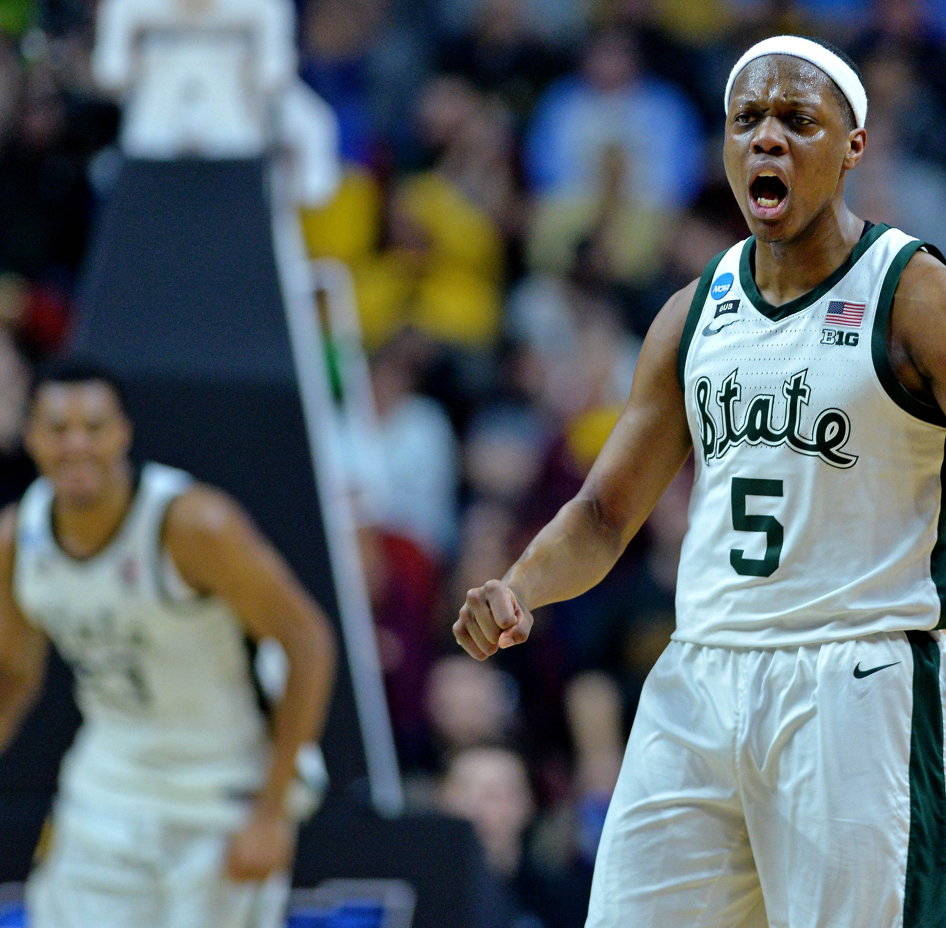Michigan State tabbed a No. 1 seed in new ESPN Bracketology rankings