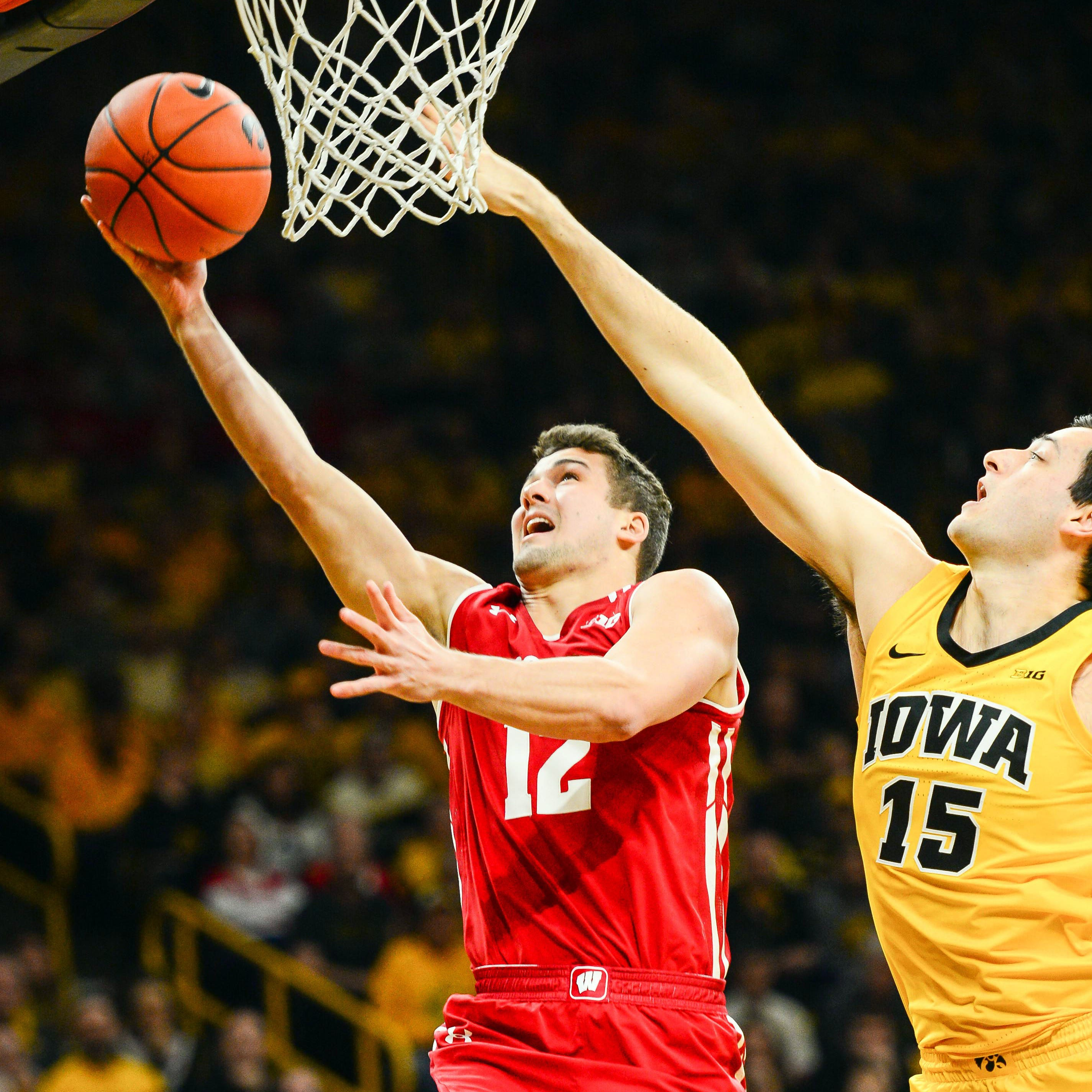 He came back from one significant injury. Now Wisconsin's Trevor Anderson is at it again.
