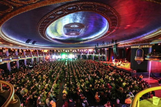 The Rave live music compound, which includes the 3,500-capacity Eagles Ballroom, has canceled or postponed most of its concerts through April because of the coronavirus pandemic.