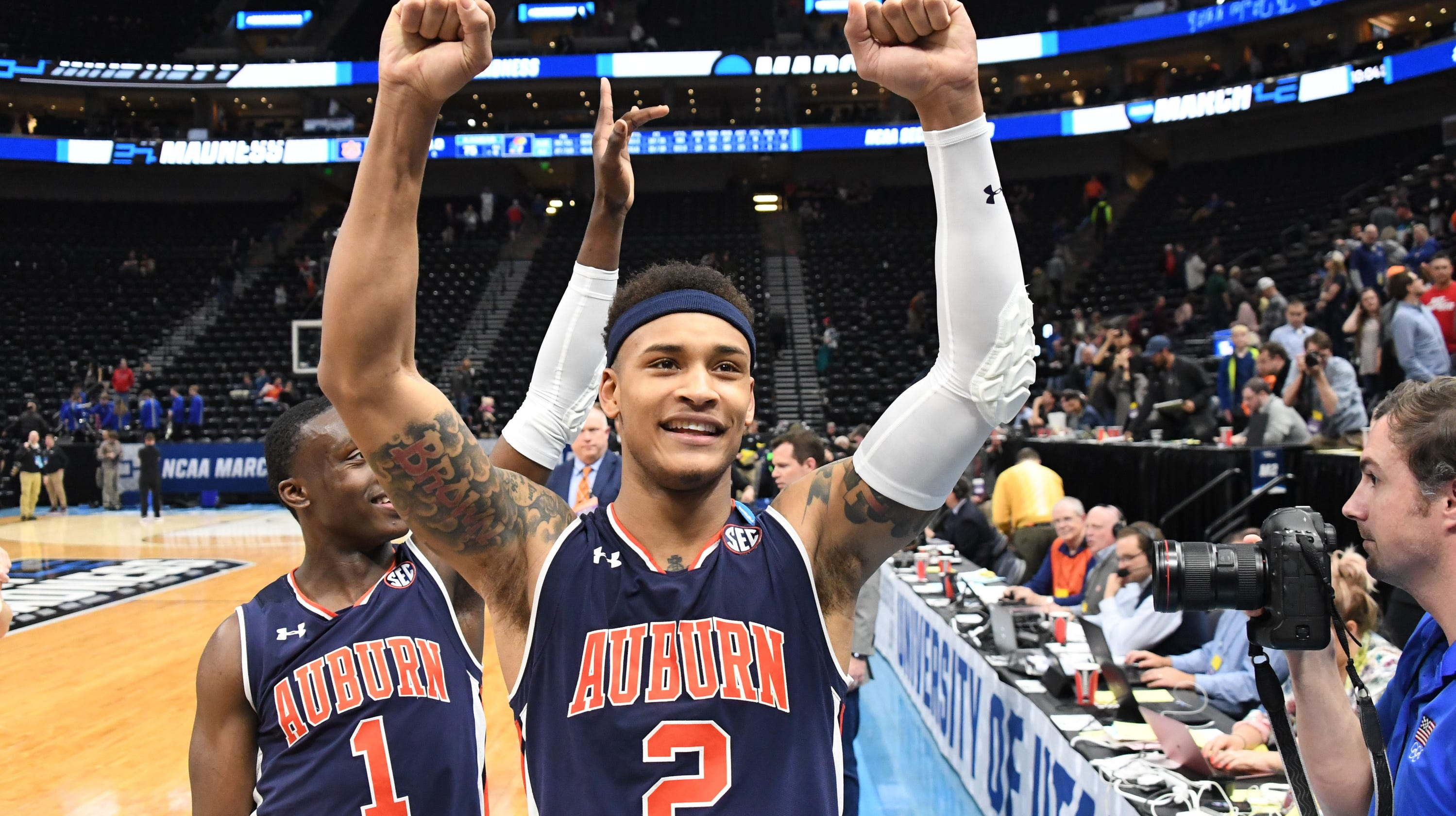 March Madness 2019: How To Watch, Stream UNC Vs. Auburn