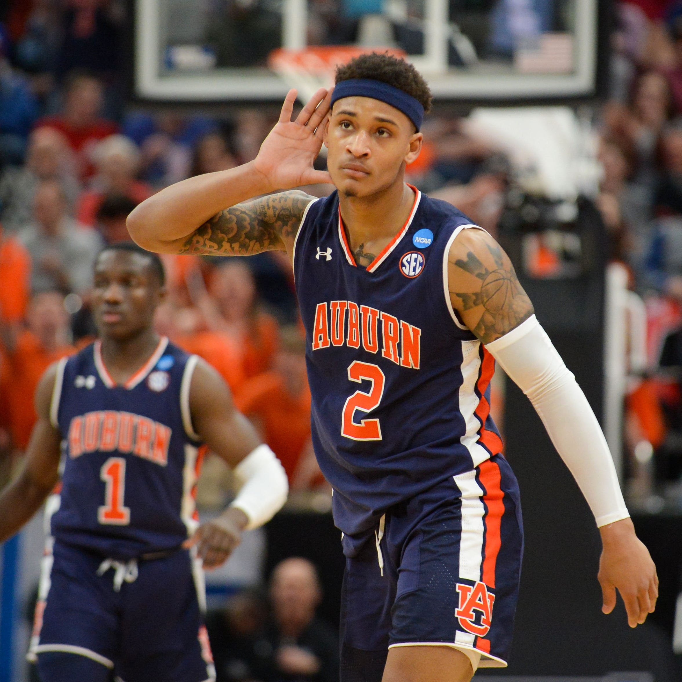 3 takeaways: Auburn demolishes Kansas, heads to Sweet 16 for first time since 2003