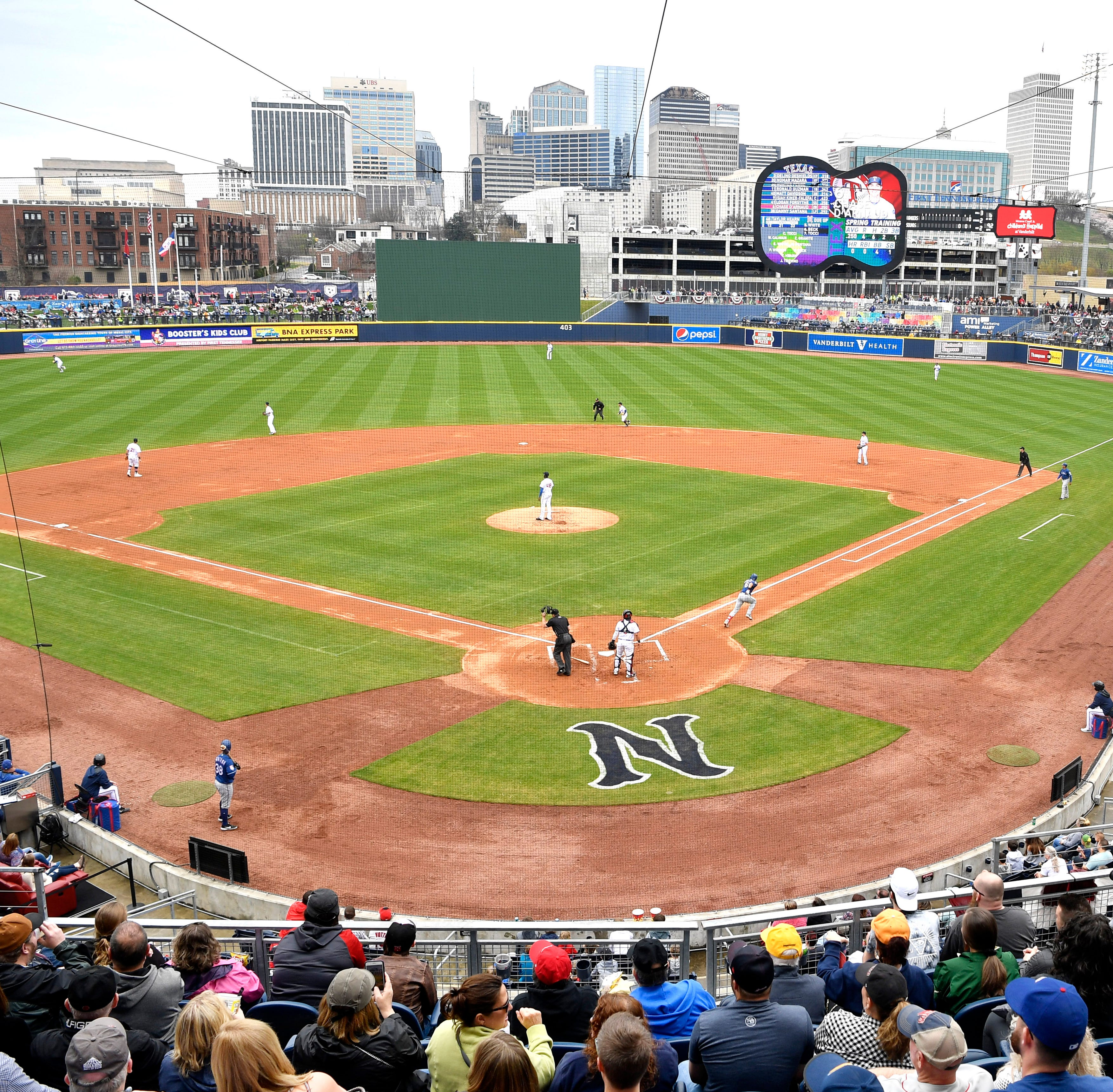Bargain baseball: Nashville Sounds offer cheap tickets and fun promotions in 2019