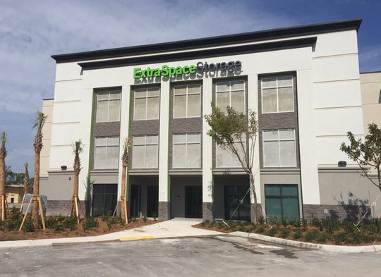 Extra Space Storage is expected to open soon near the northwest corner of Radio and Davis Boulevard in East Naples.