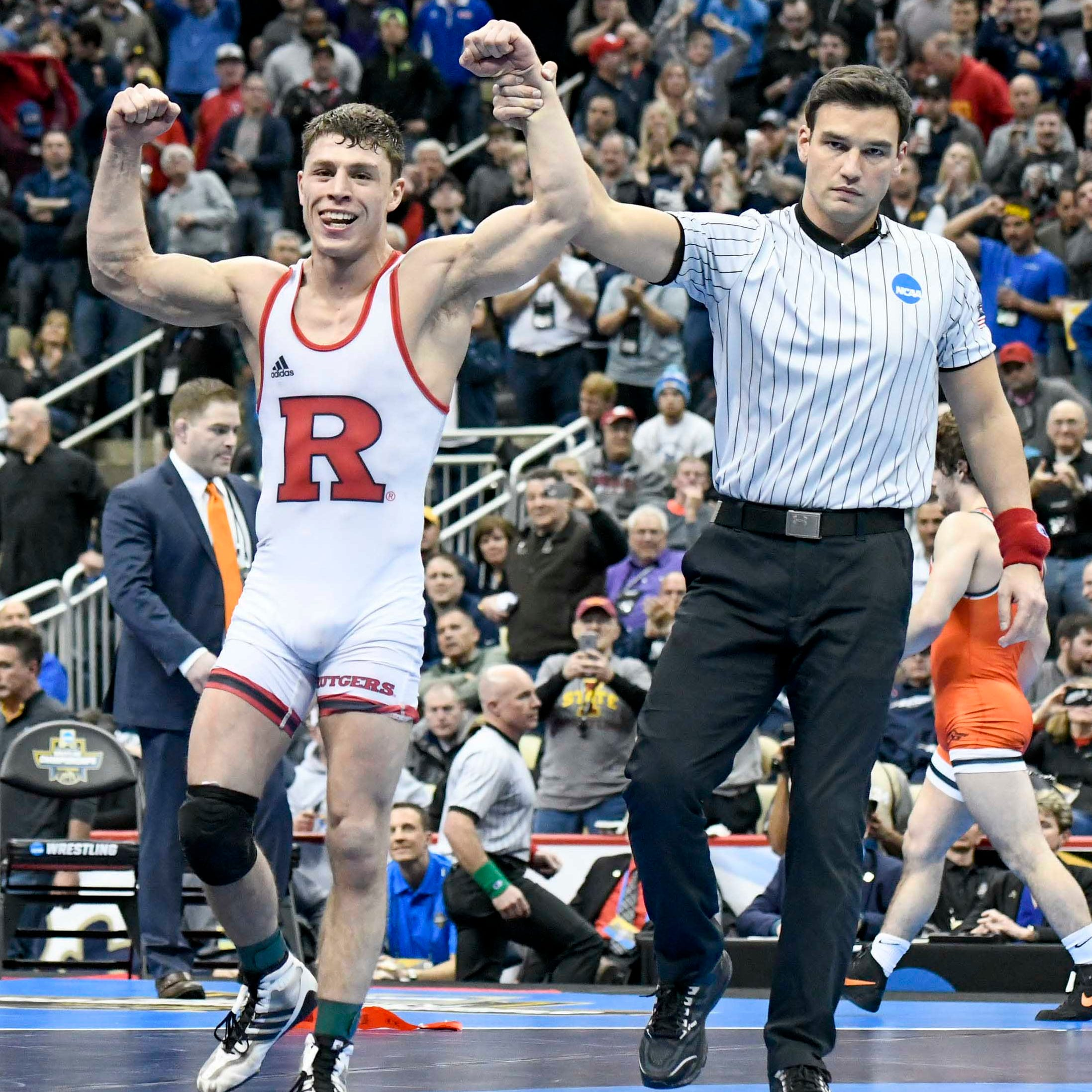 College wrestling: Rutgers Big Ten Conference opponents for 2020 announced
