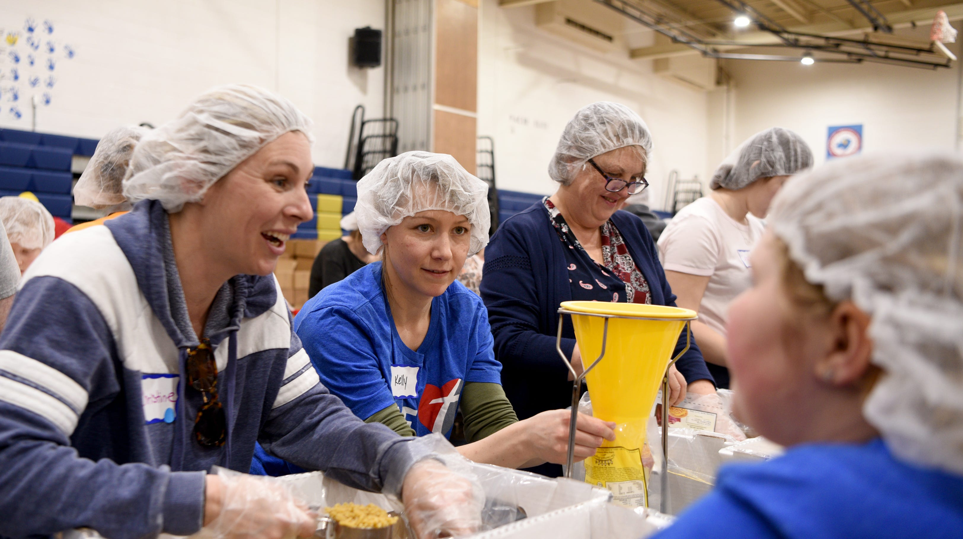 Pequannock Grains of Hope has fed millions, inspiring more to package ready-to-cook meals