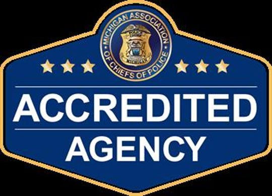 The Livonia Police Department has been designated an accredited agency.