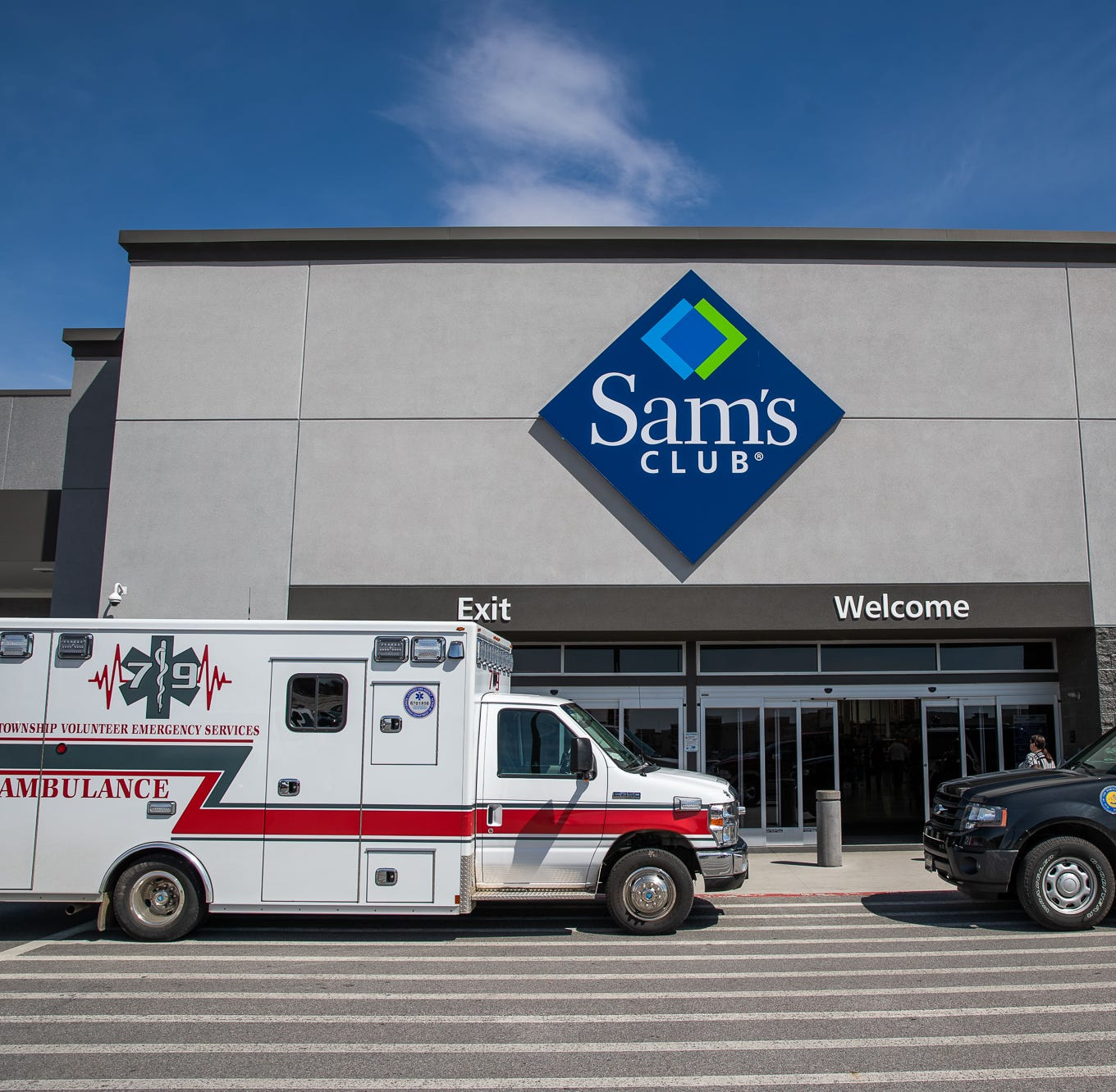 One injured in shooting at Hanover Sam's Club, police investigating