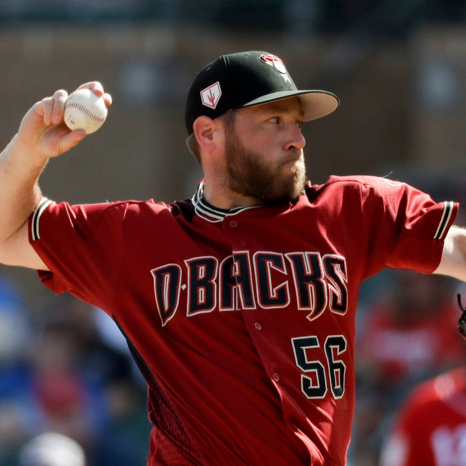 Diamondbacks tab veteran Greg Holland for closer's role
