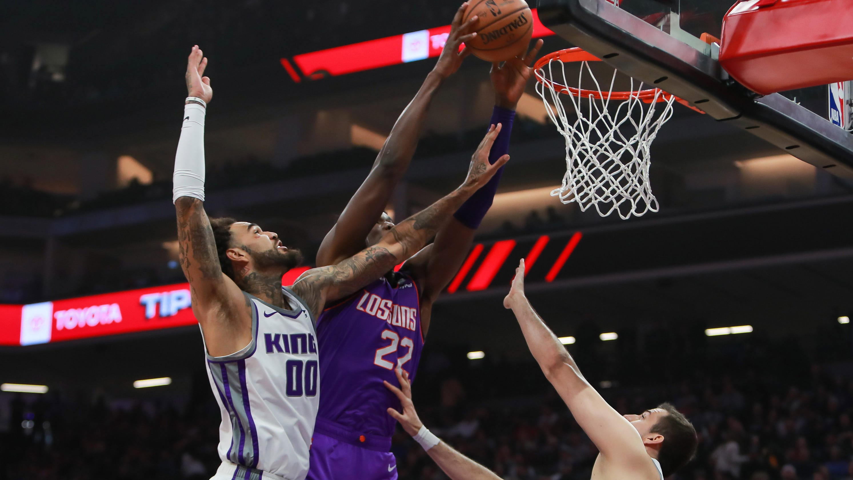 bbd4f1664 Suns  Deandre Ayton  will be ready  for Utah after posting his  worst game   against Jazz