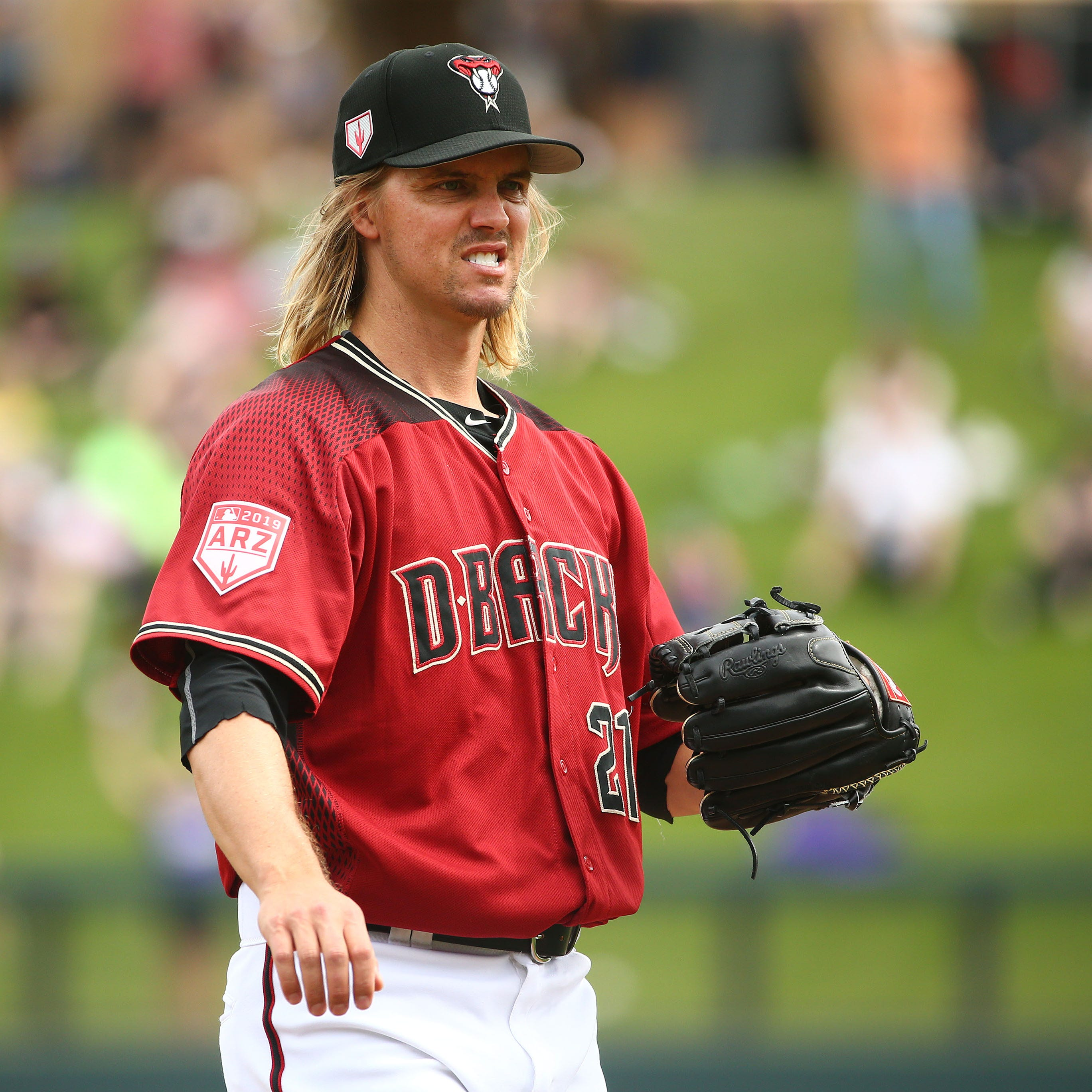 Diamondbacks' Zack Greinke allows five runs in final start before Opening Day