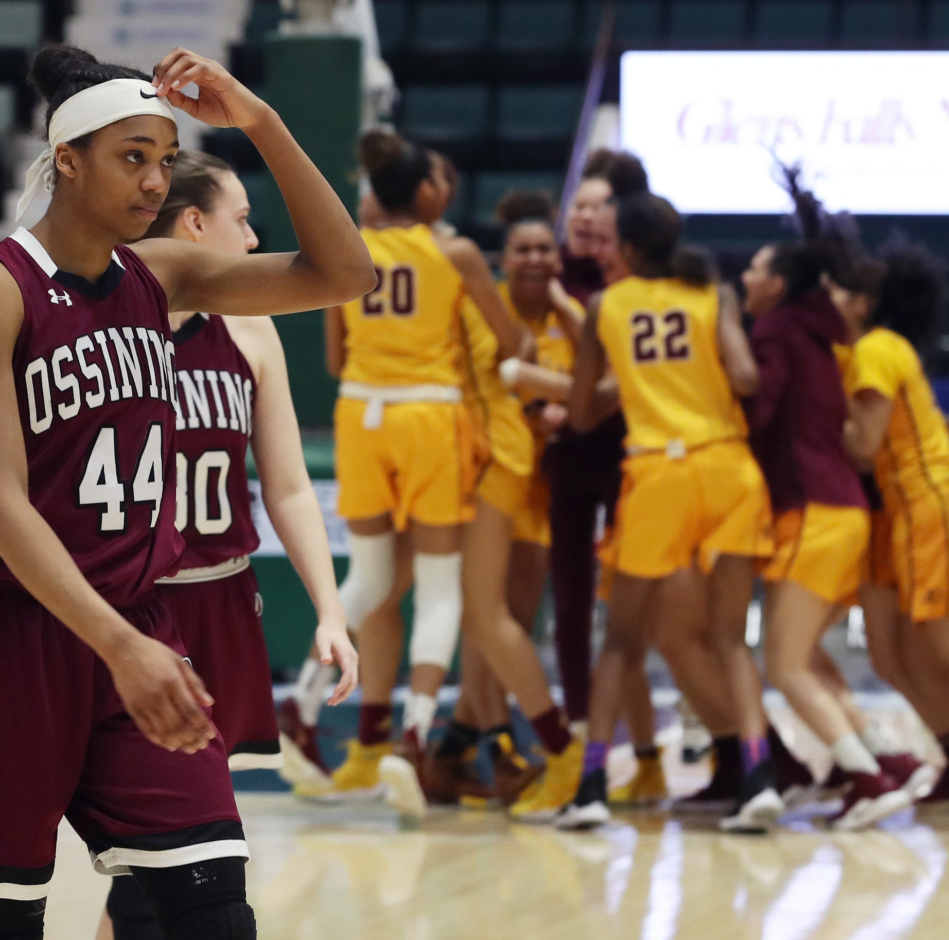 Girls basketball: Ossining comes up short in Federation final to nationally ranked CTK