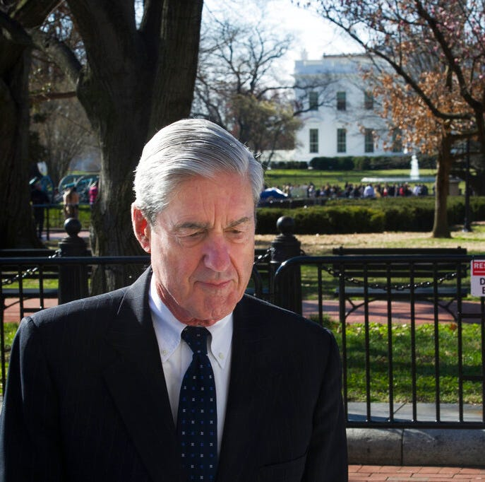 OP-ED: The Mueller report identified one guilty party: The gullible American public