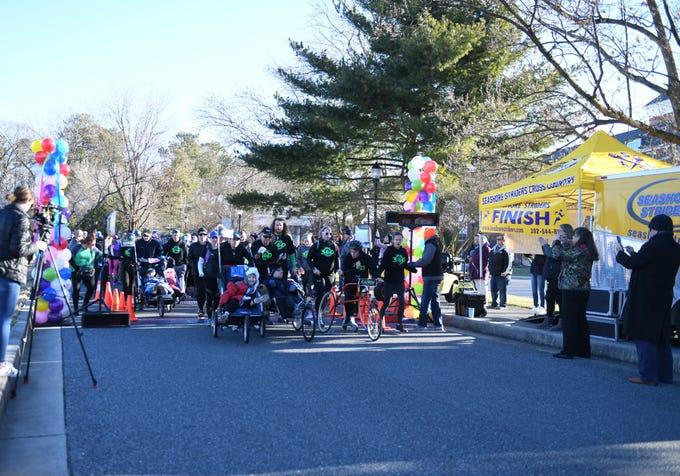 16th Annual Tim Kennard 10 mile River Run