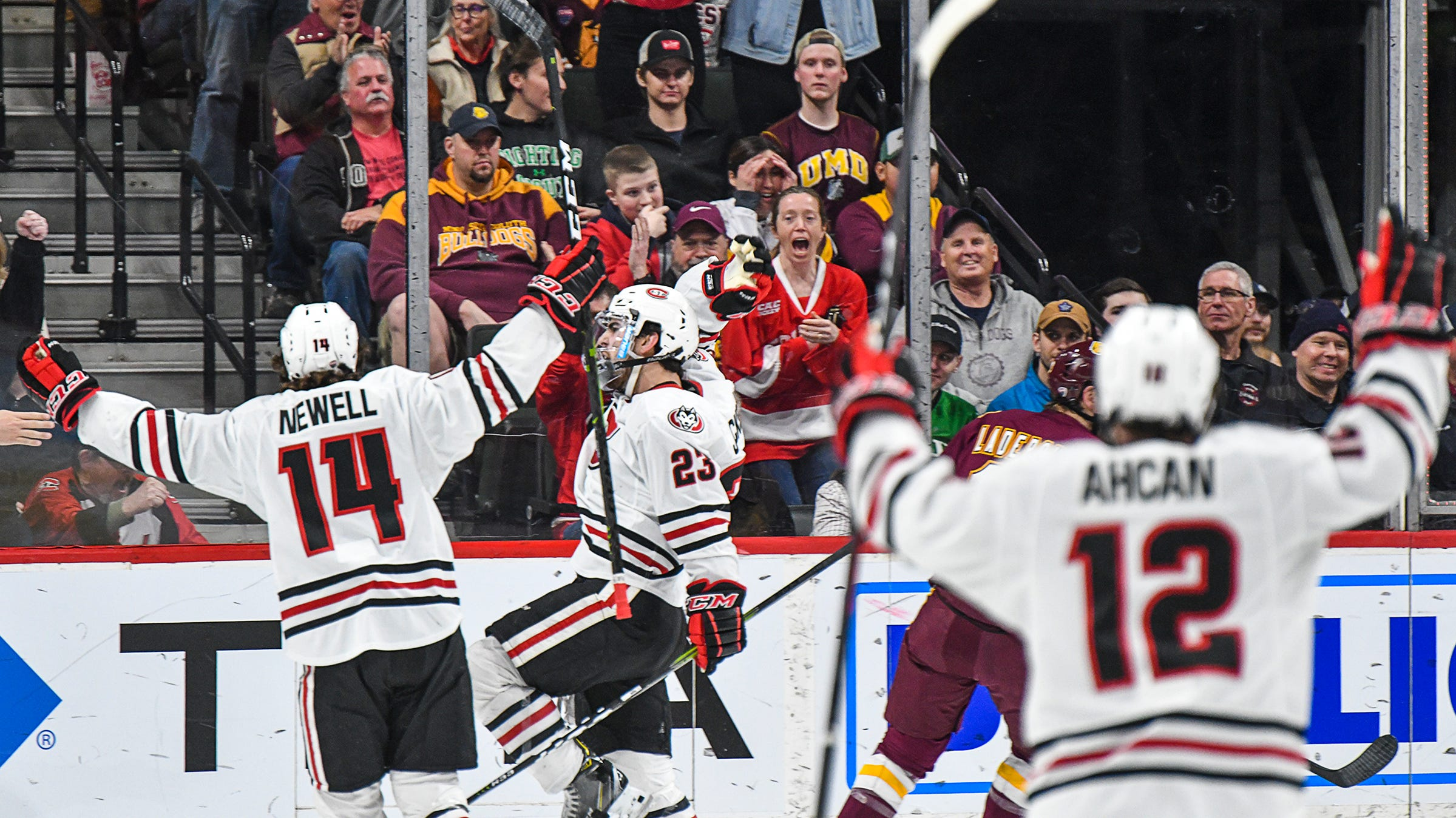 2019 NCAA Division I tournament: American International vs. St. Cloud State