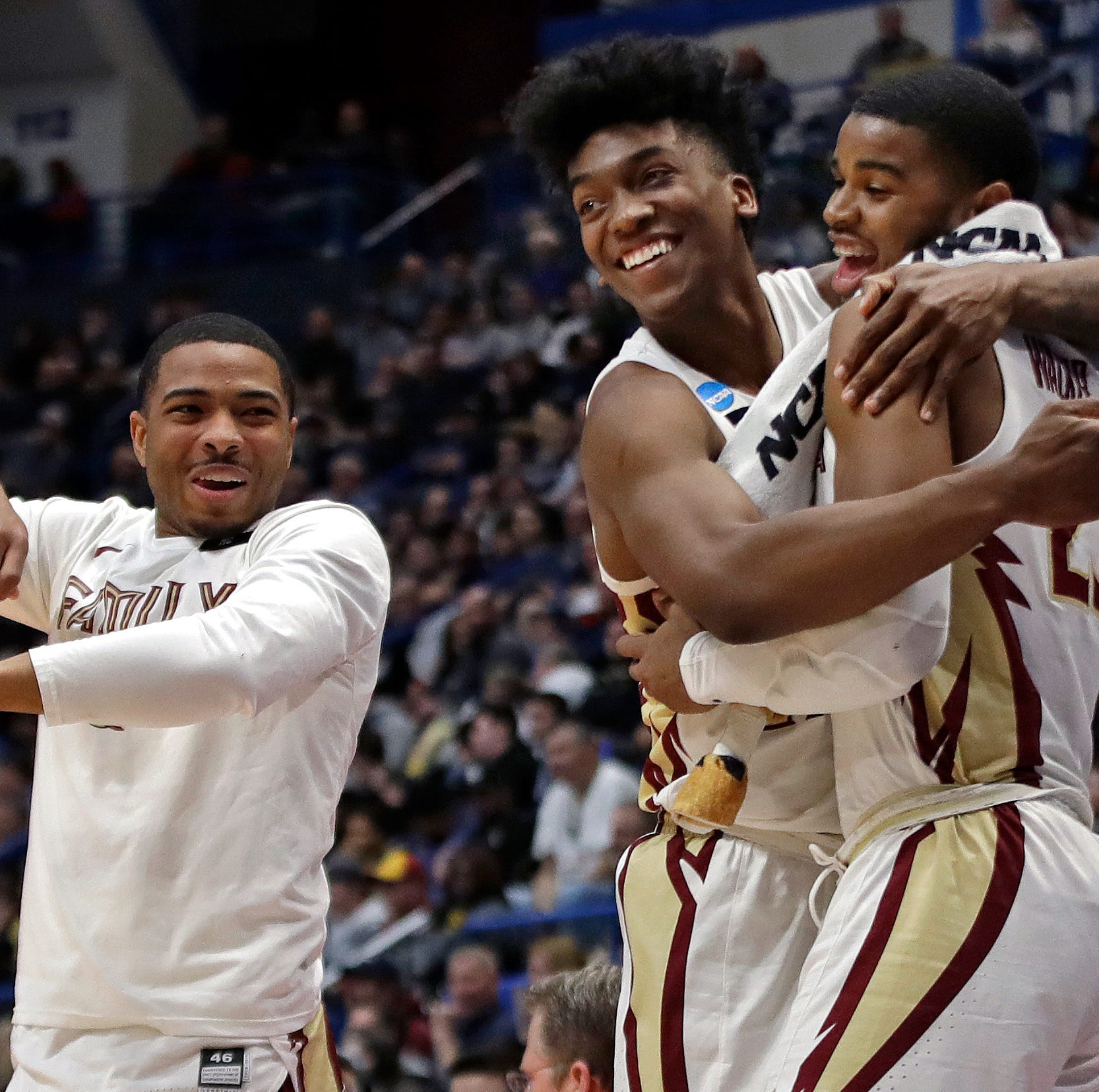 Ja-droppers: Florida State crushes Murray State to reach Sweet 16