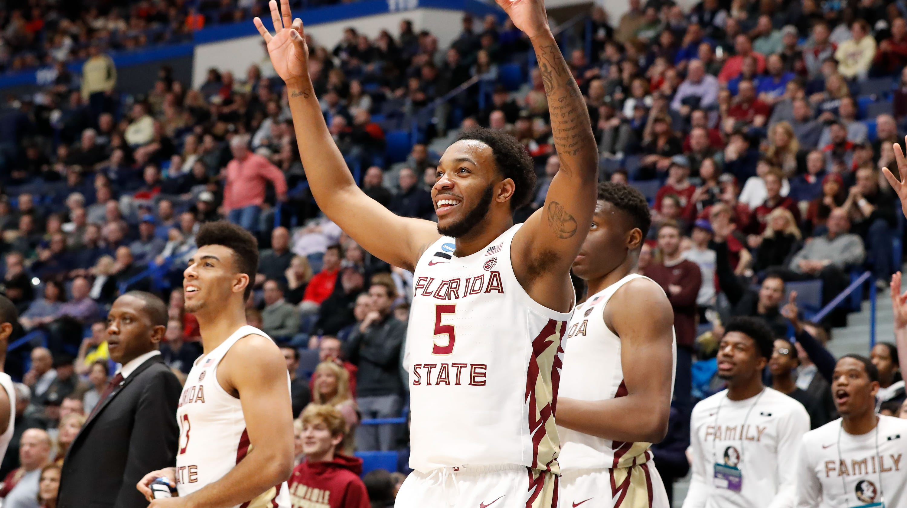 March Madness 2019: How To Watch Florida State Vs. Gonzaga