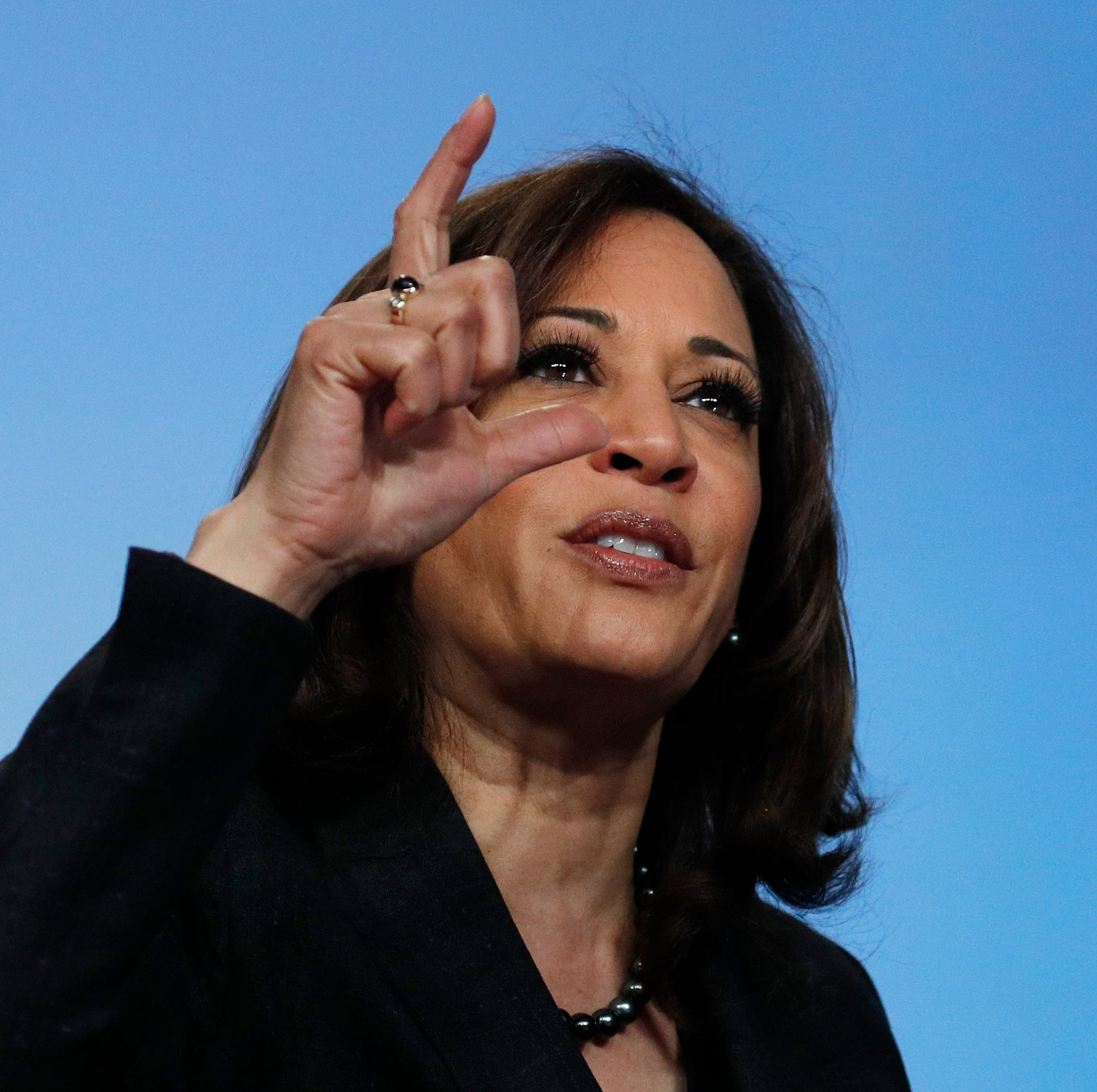 Kamala Harris as President? Stranger things have happened