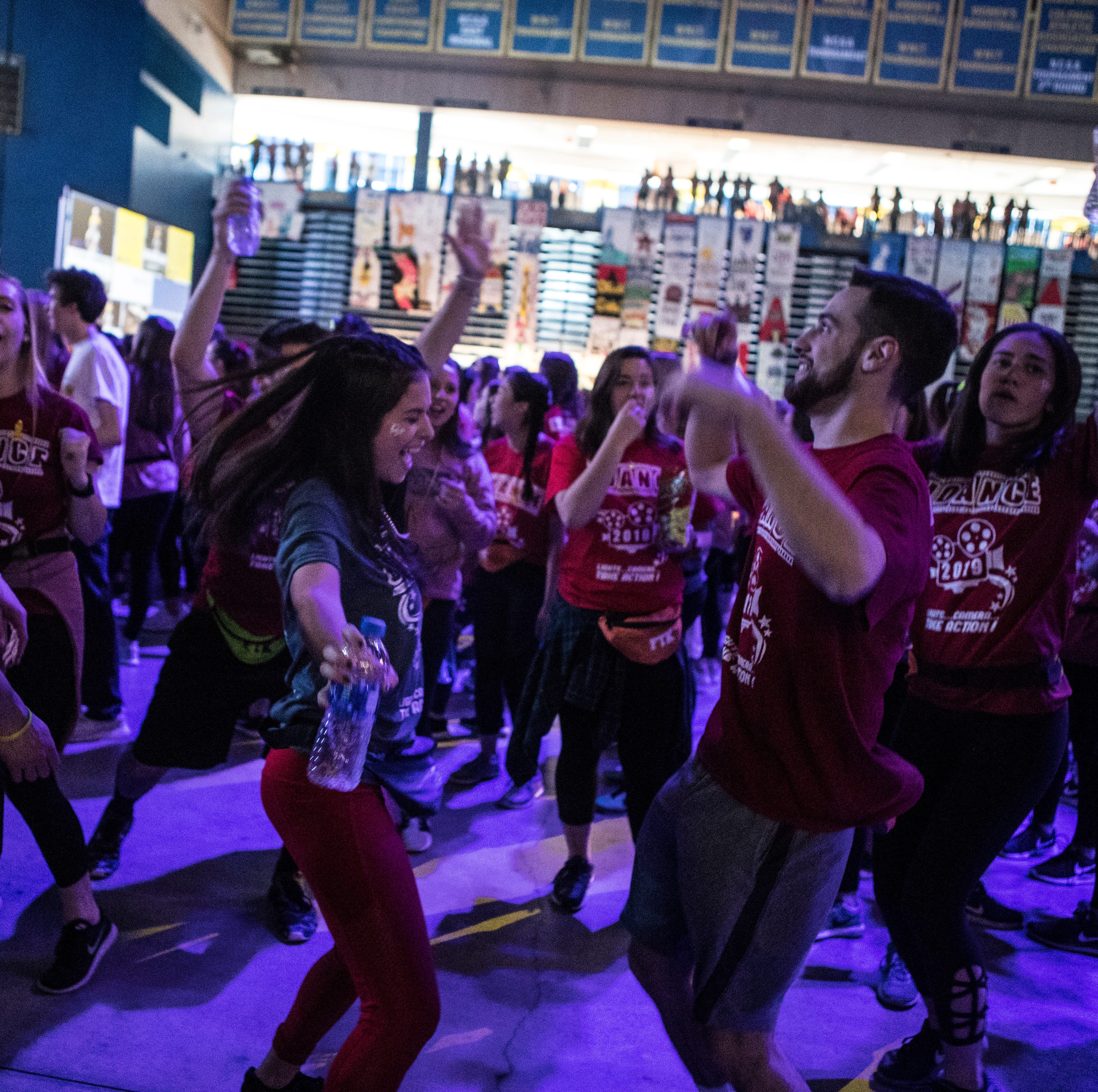 Dance marathon a mixture of joy, sadness as UD students raise money for kids with cancer