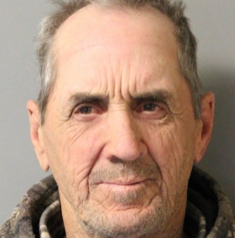 Lewes man charged with 6th DUI after rear-ending another driver, police say