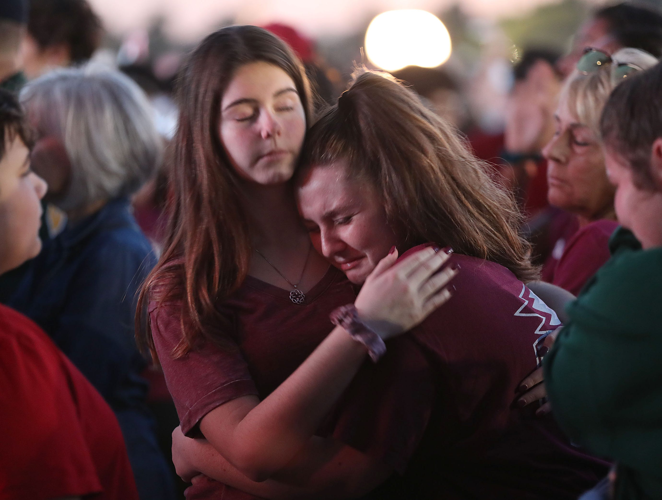 'Apparent suicide' claims second Parkland school shooting survivor in a week