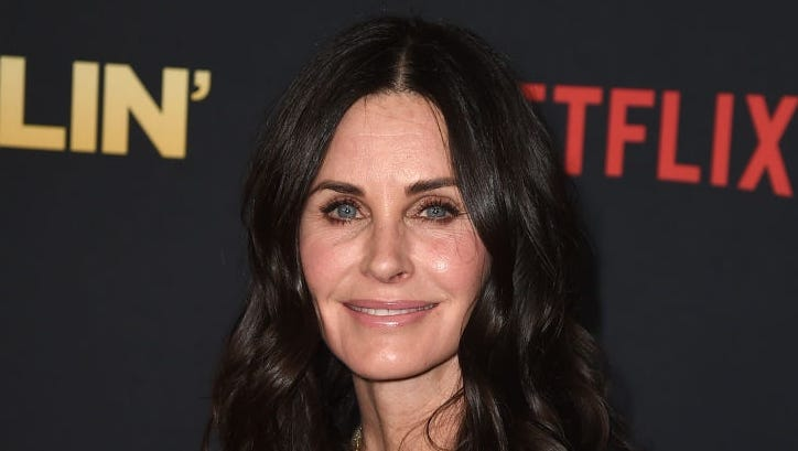 Courteney Cox wouldn't give up trying to be a mom: 'I had a lot of miscarriages'