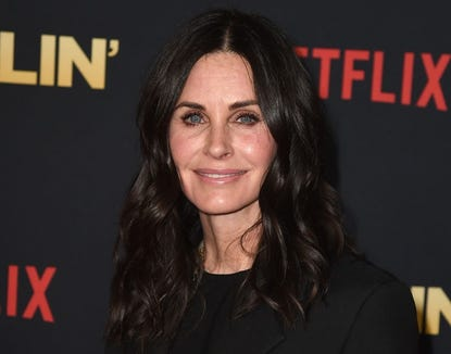 Courteney Cox miscarried multiple times but was determined