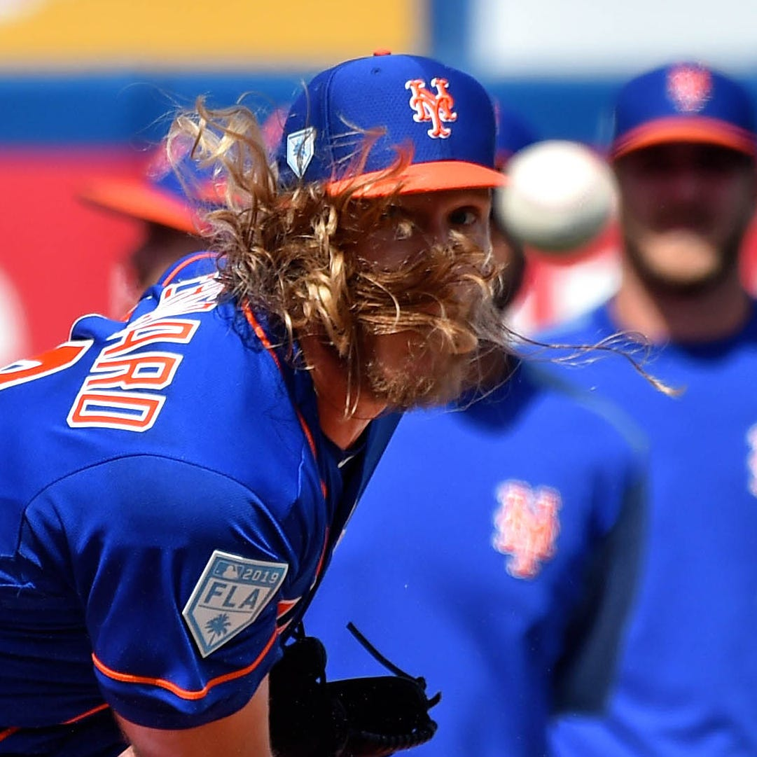 Mets' Noah Syndergaard sounds off on trip to Syracuse, Jacob deGrom's contract