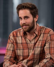 Ben Platt poses for a portrait in New York.