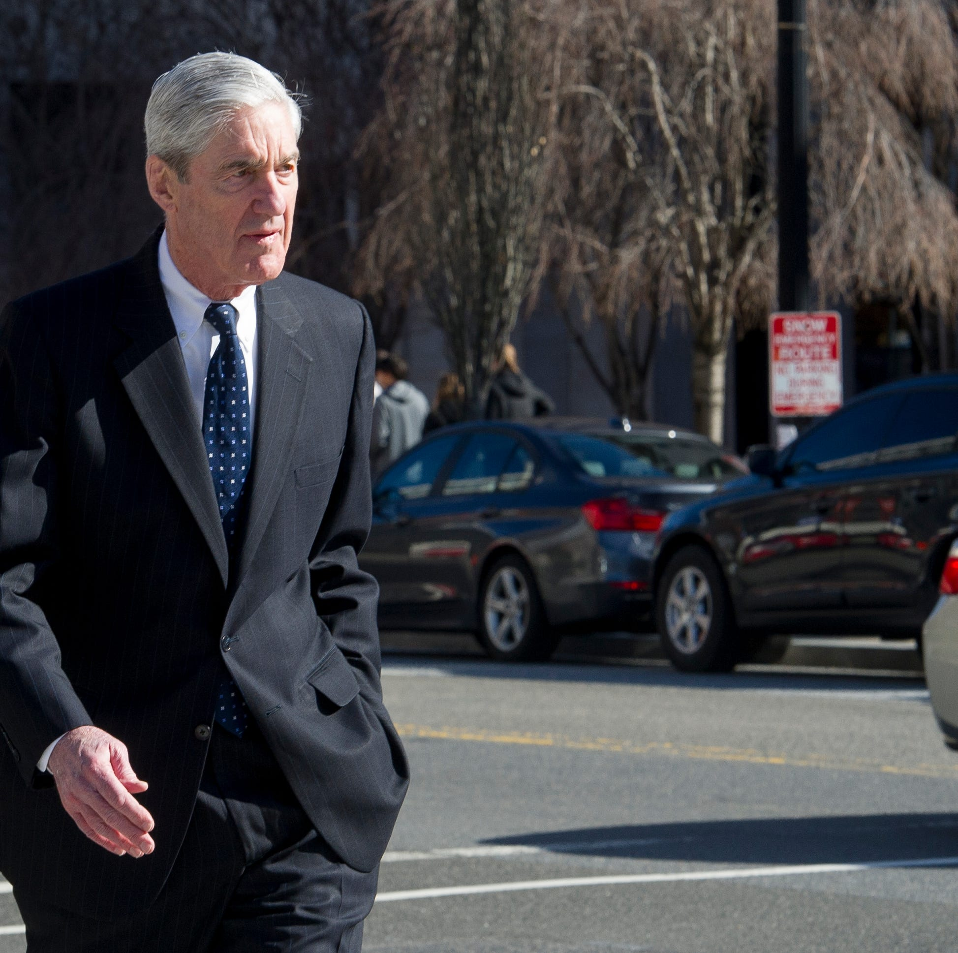 NJ politicians call for the Mueller report to publicly released