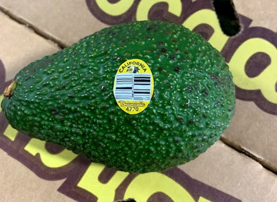 One of the avocados is subject to a voluntary recall by Henry Avocado.
