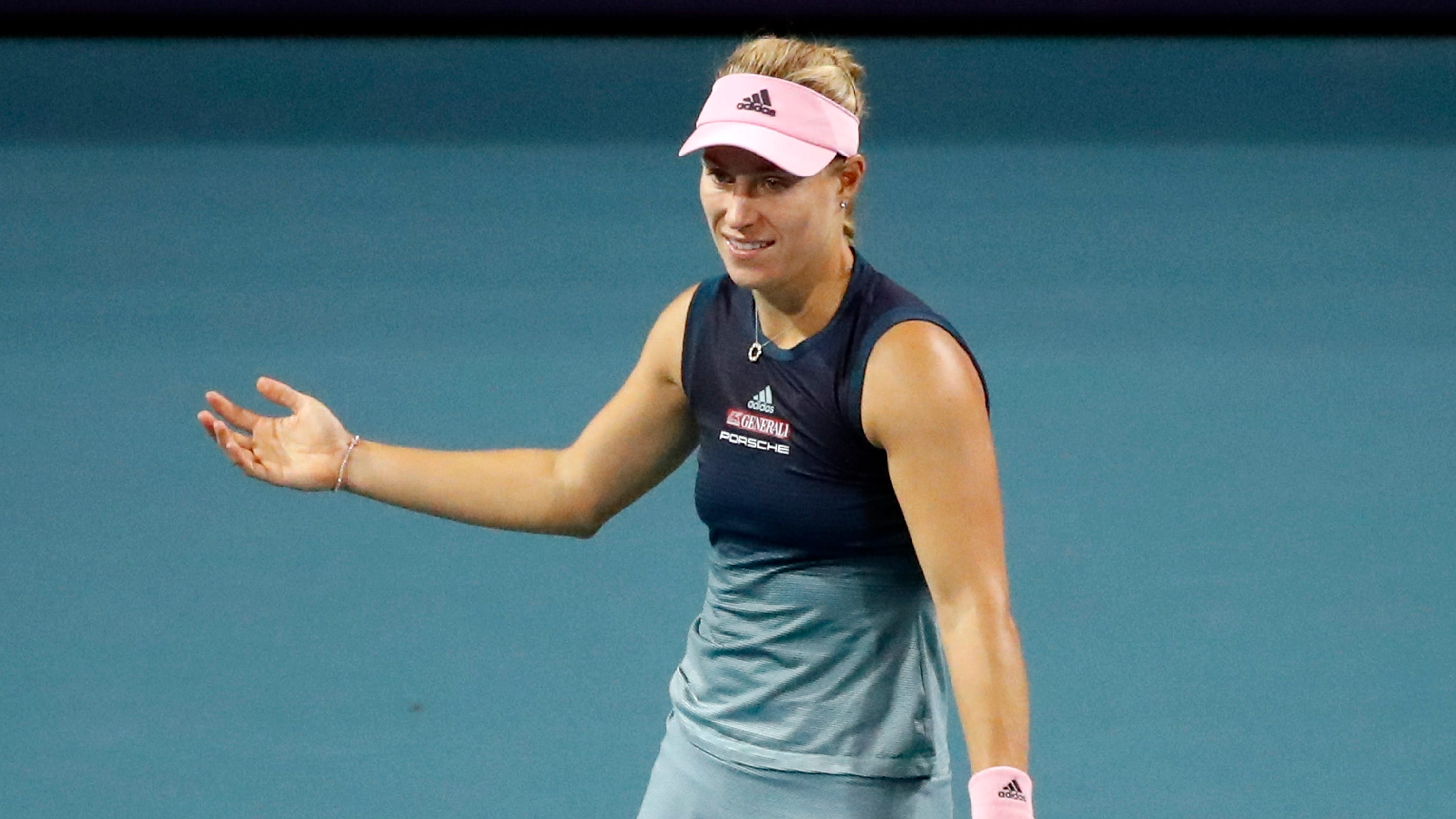 Angelique Kerber tells Bianca Andreescu she's a 'drama queen' after loss