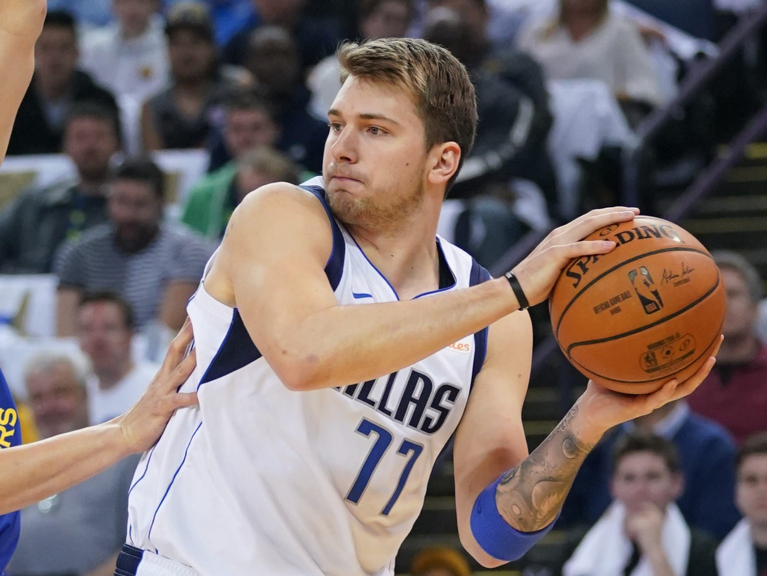 107. Luka Doncic, Mavericks (March 23): 23 points, 11 rebounds, 10 assists in 126-91 win over Warriors (sixth of season).