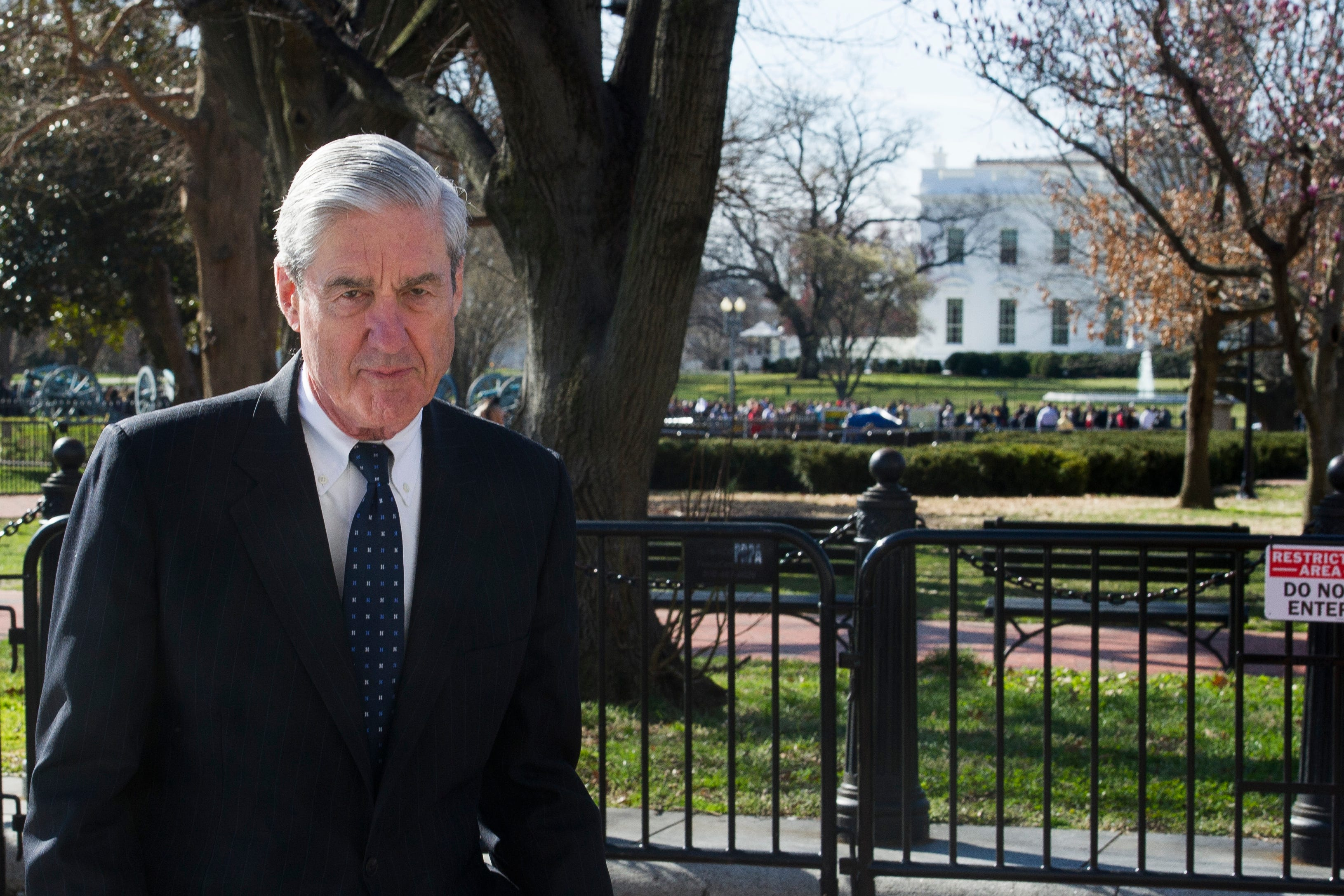 Mueller report: Investigation found no evidence Trump conspired with Russia, leaves obstruction question open