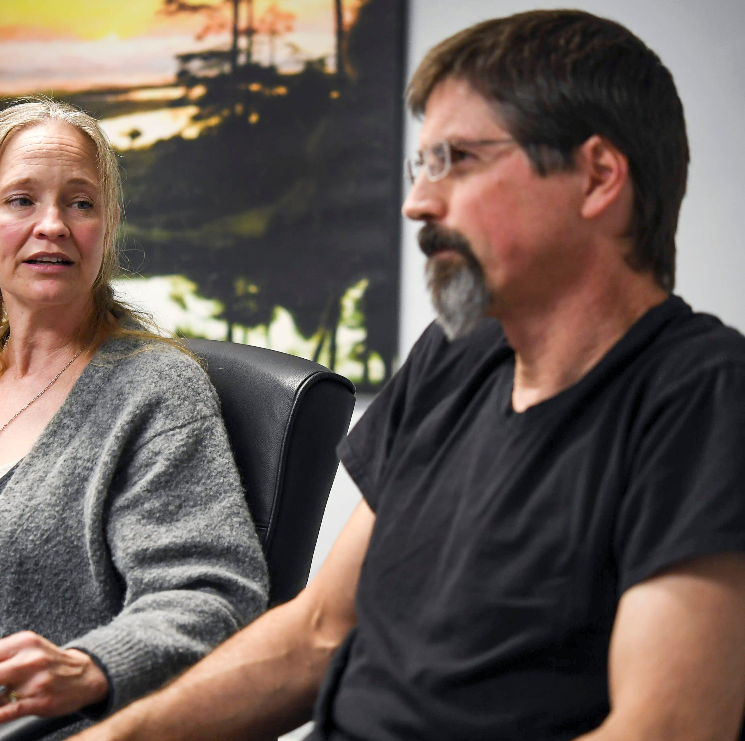 Shelley Baldwin says schools, legal system failed her in Bill Murdock case
