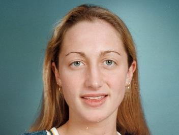KRISSY ZEH, Oneonta jr.guard, 1997-98 All Metro Basketball team