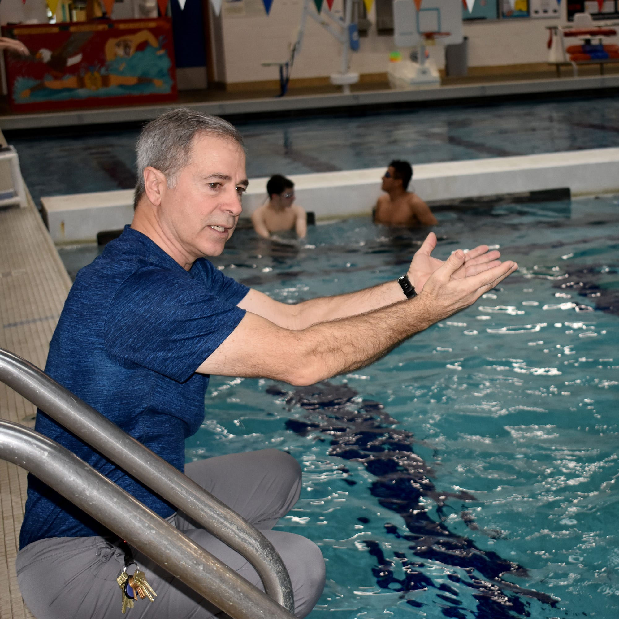Teacher spotlight: Steve Lutz, Olympic High School